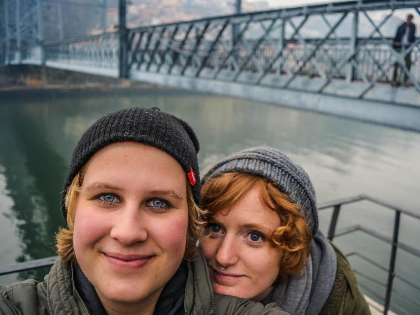 Michele & Sanne lillian from Butgenbach, Belgium