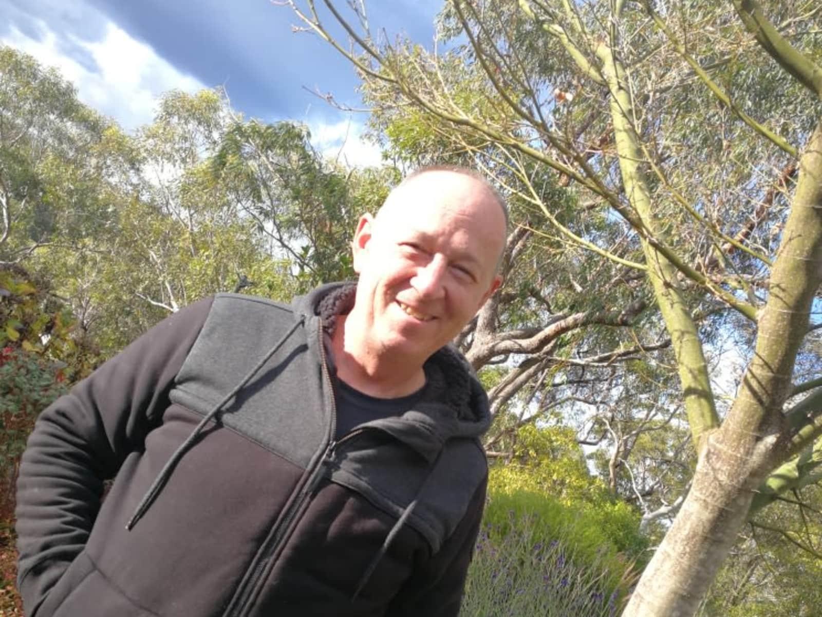 Derek from Baulkham Hills, New South Wales, Australia