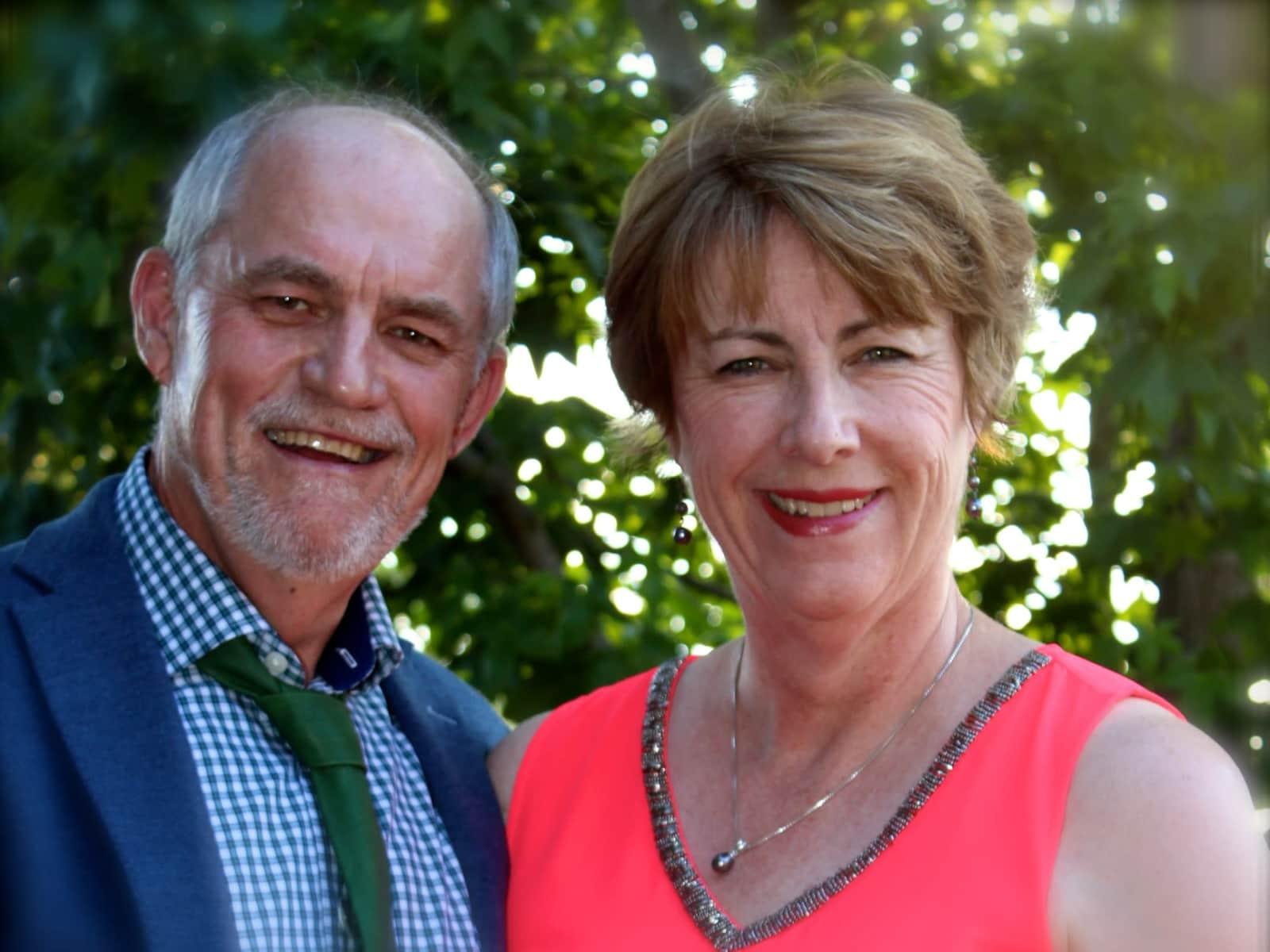 Denise & Les from Canberra, Australian Capital Territory, Australia