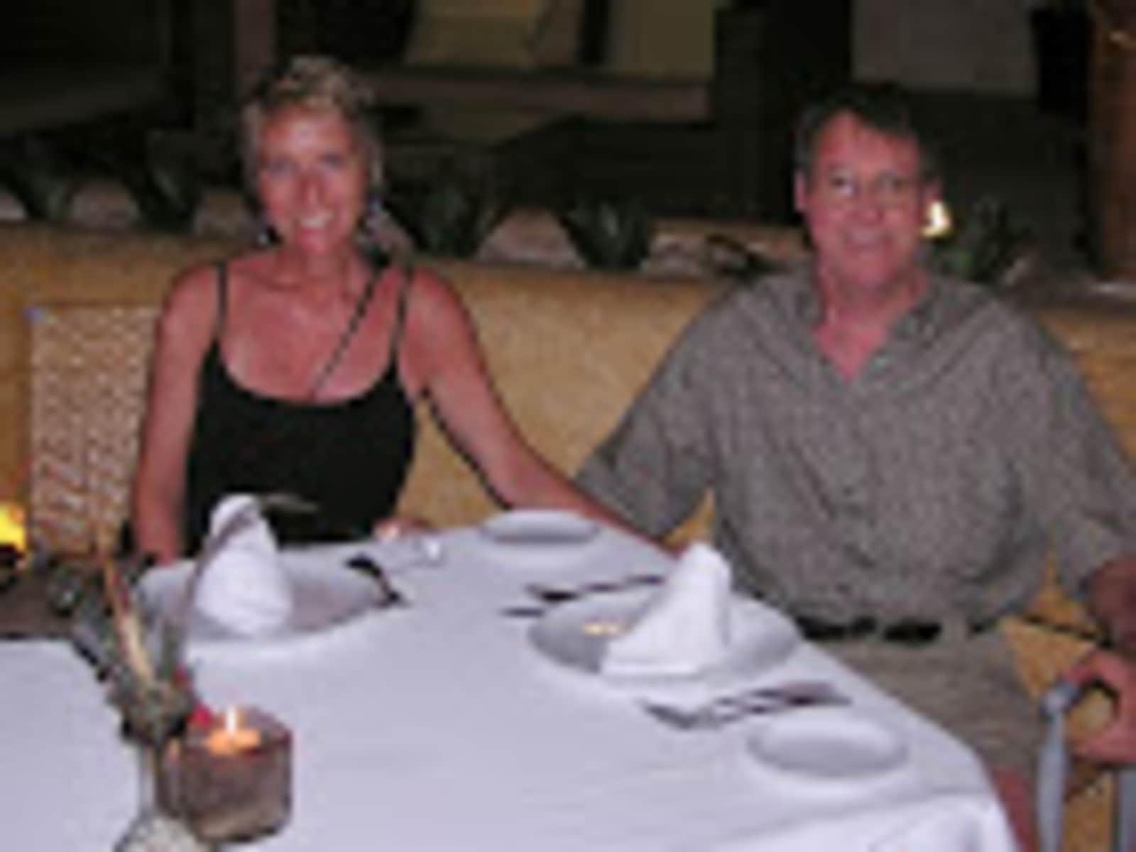 Suzanne & Steve from Forest Ranch, California, United States