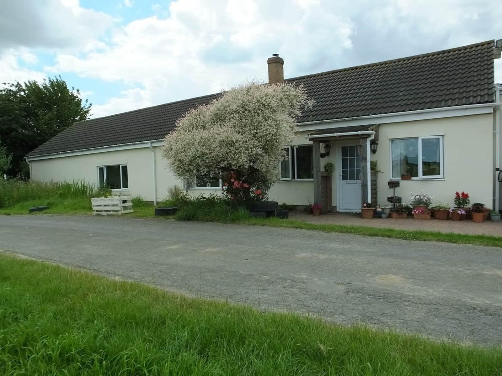 Housesitting assignment in Holbeach, United Kingdom