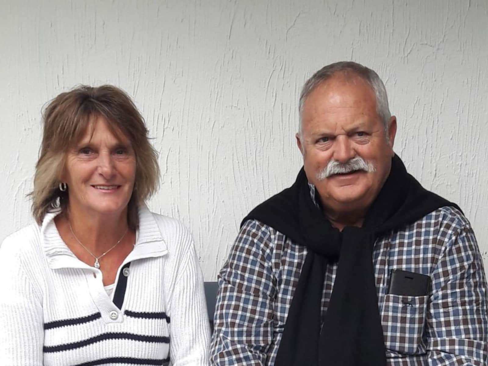 Denise & geoff & Denise from Christchurch, New Zealand