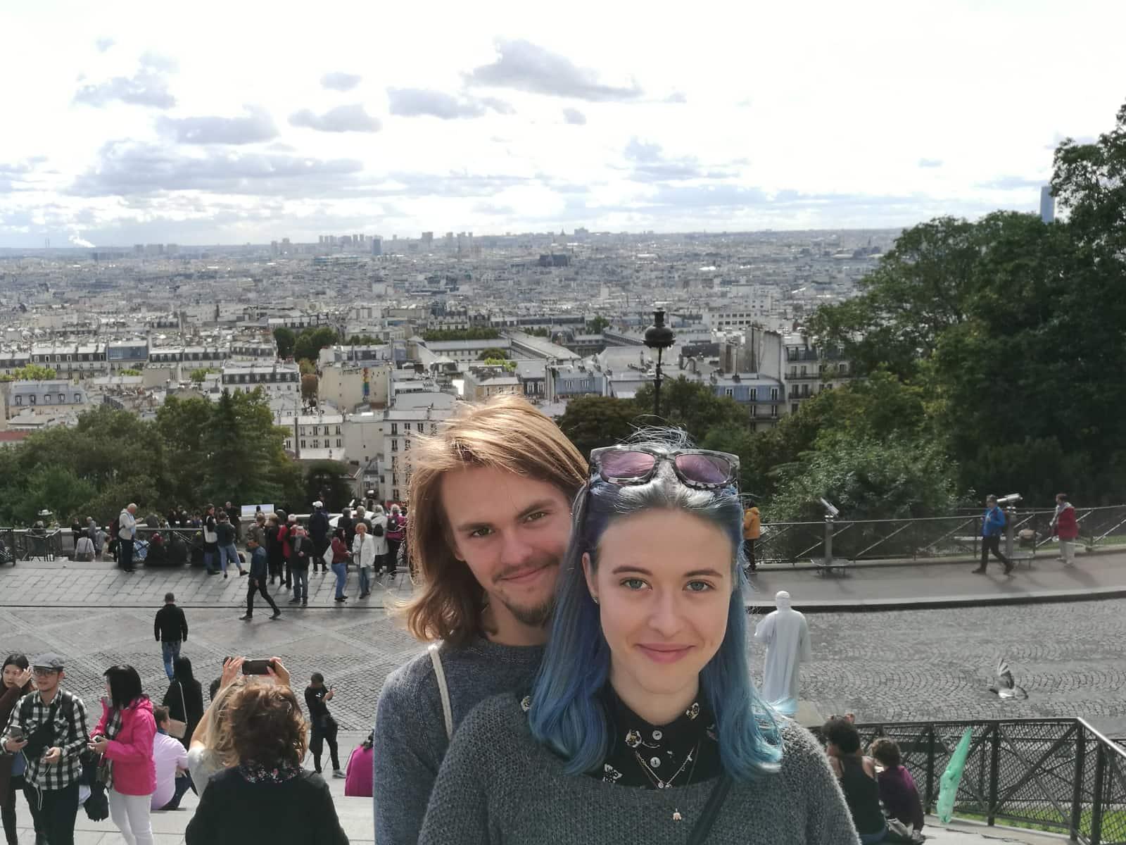 Christina & Gabriel from Vienna, Austria