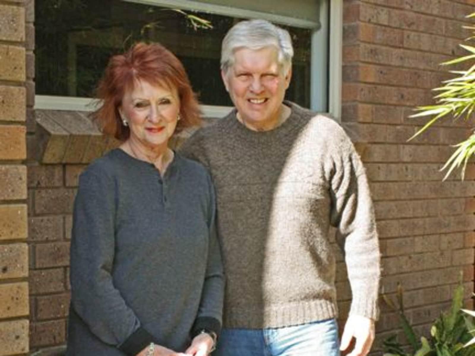 Eileen & David from Ballarat Central, Victoria, Australia