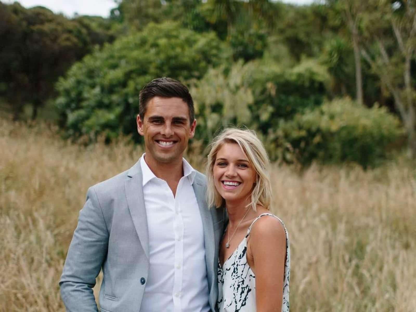 Bridgette & Simon from London, United Kingdom