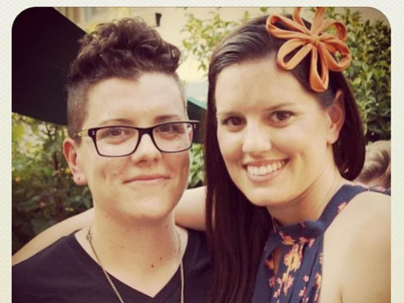 Stella & Kylie from Melbourne, Victoria, Australia