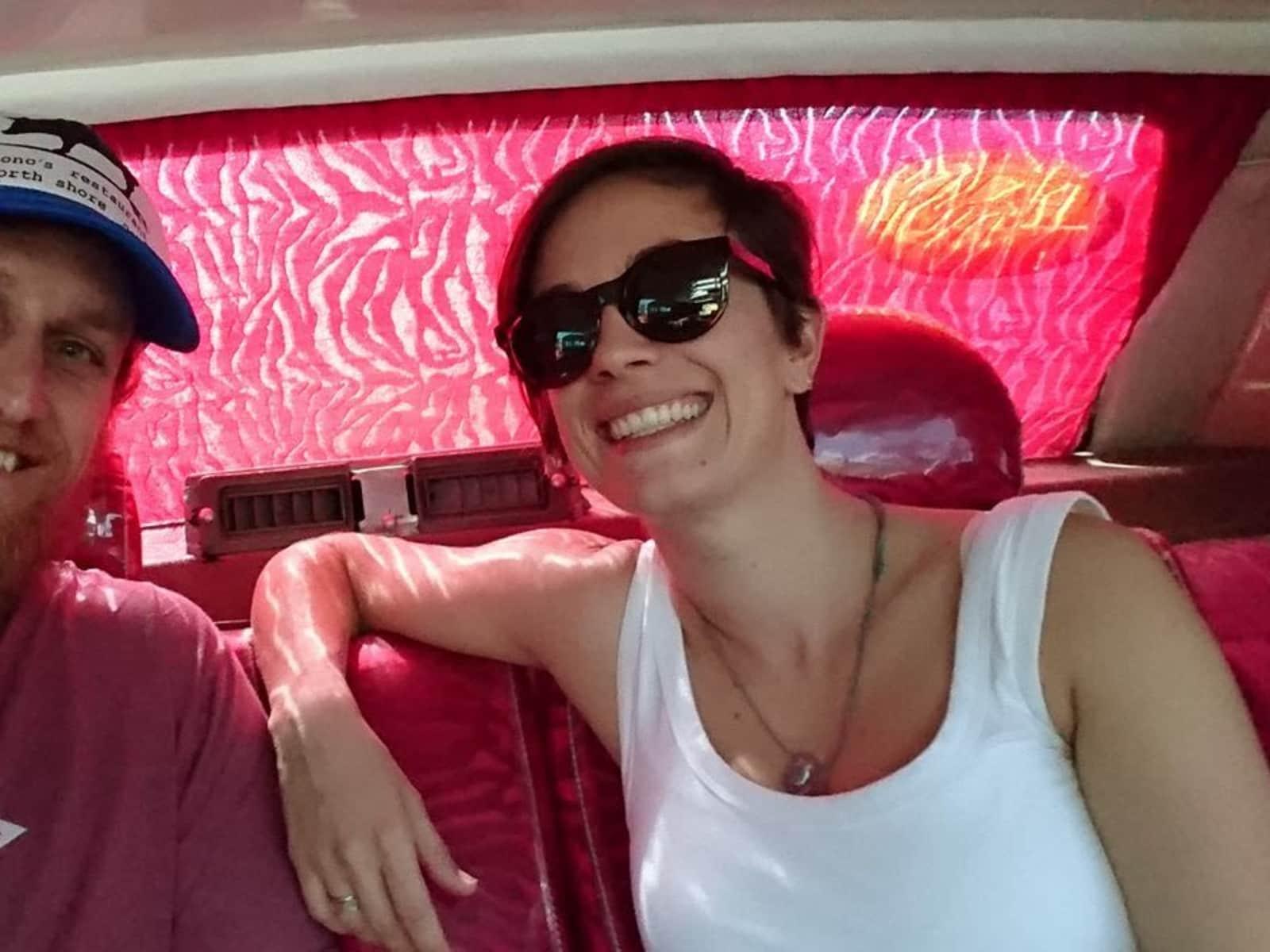 Bianca & Tim from Cairns, Queensland, Australia