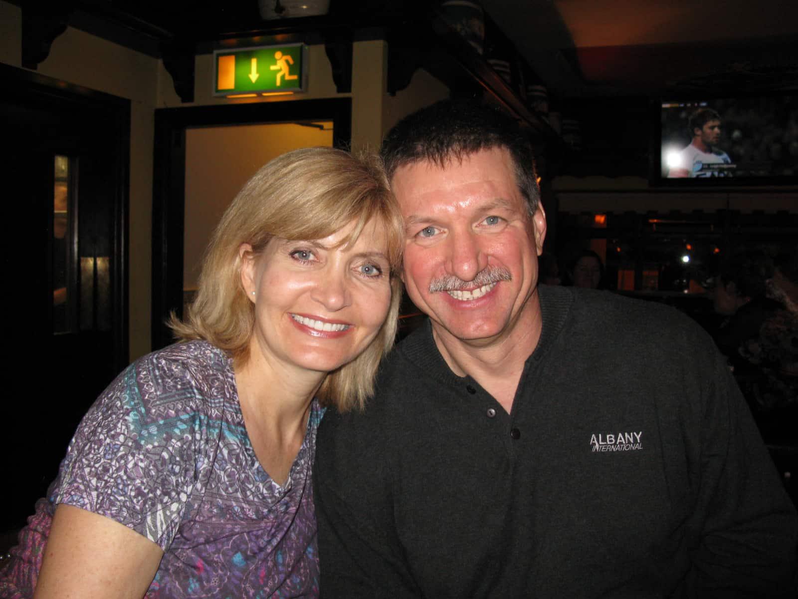 Linda & Glen from Richmond, Virginia, United States