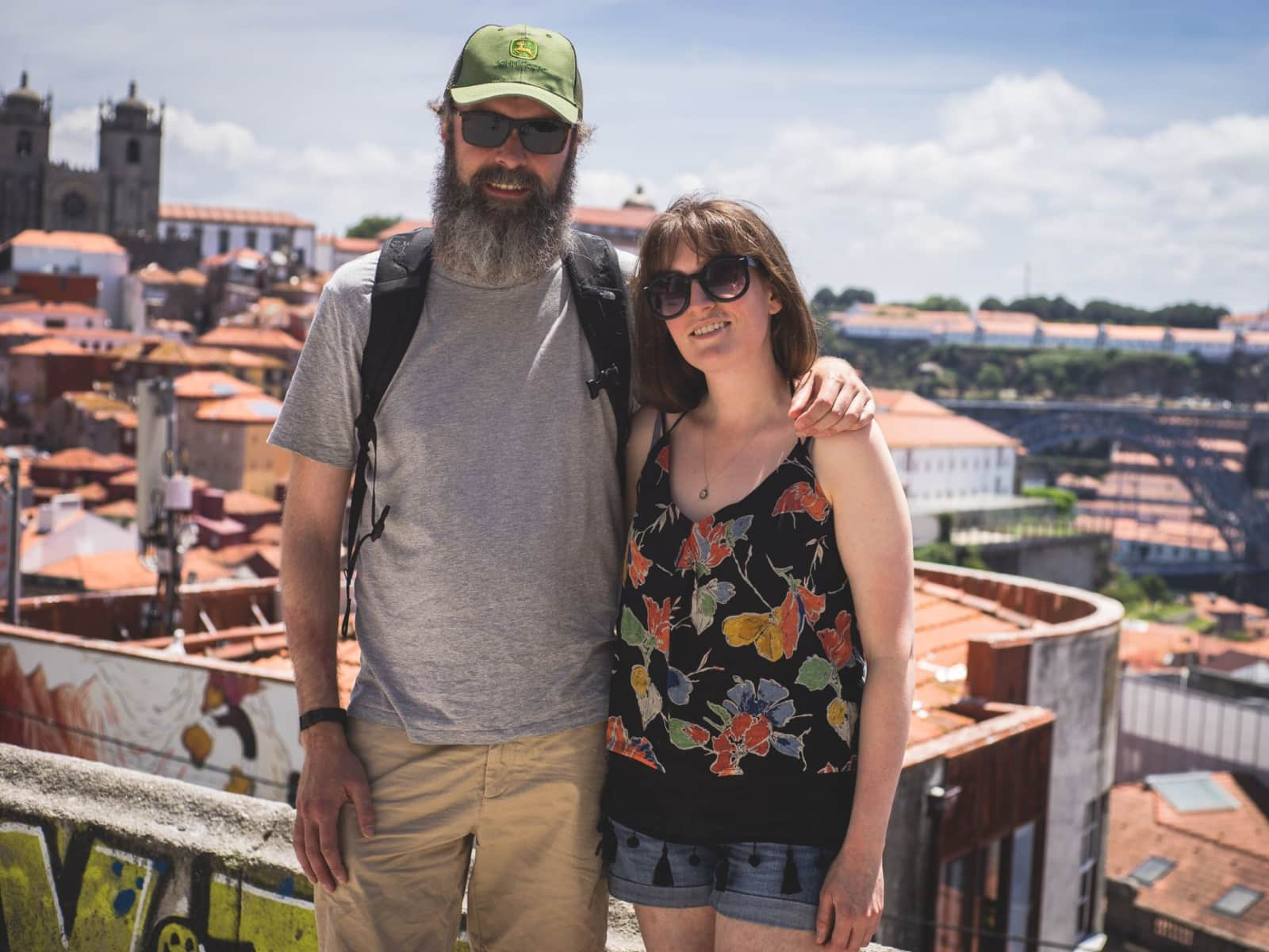 Holly & Matthew from Exeter, United Kingdom