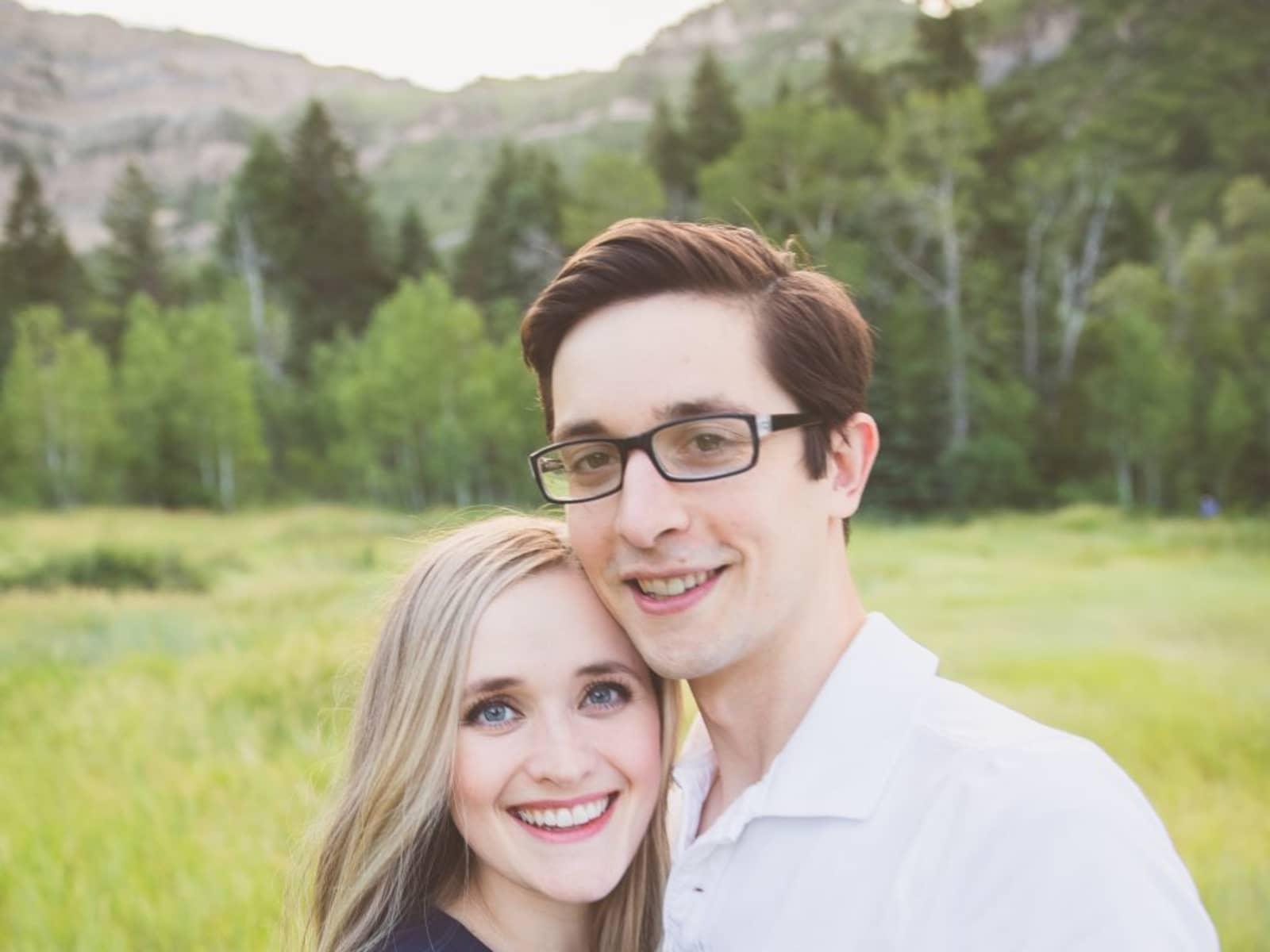 Emily & Jeff from Salt Lake City, Utah, United States