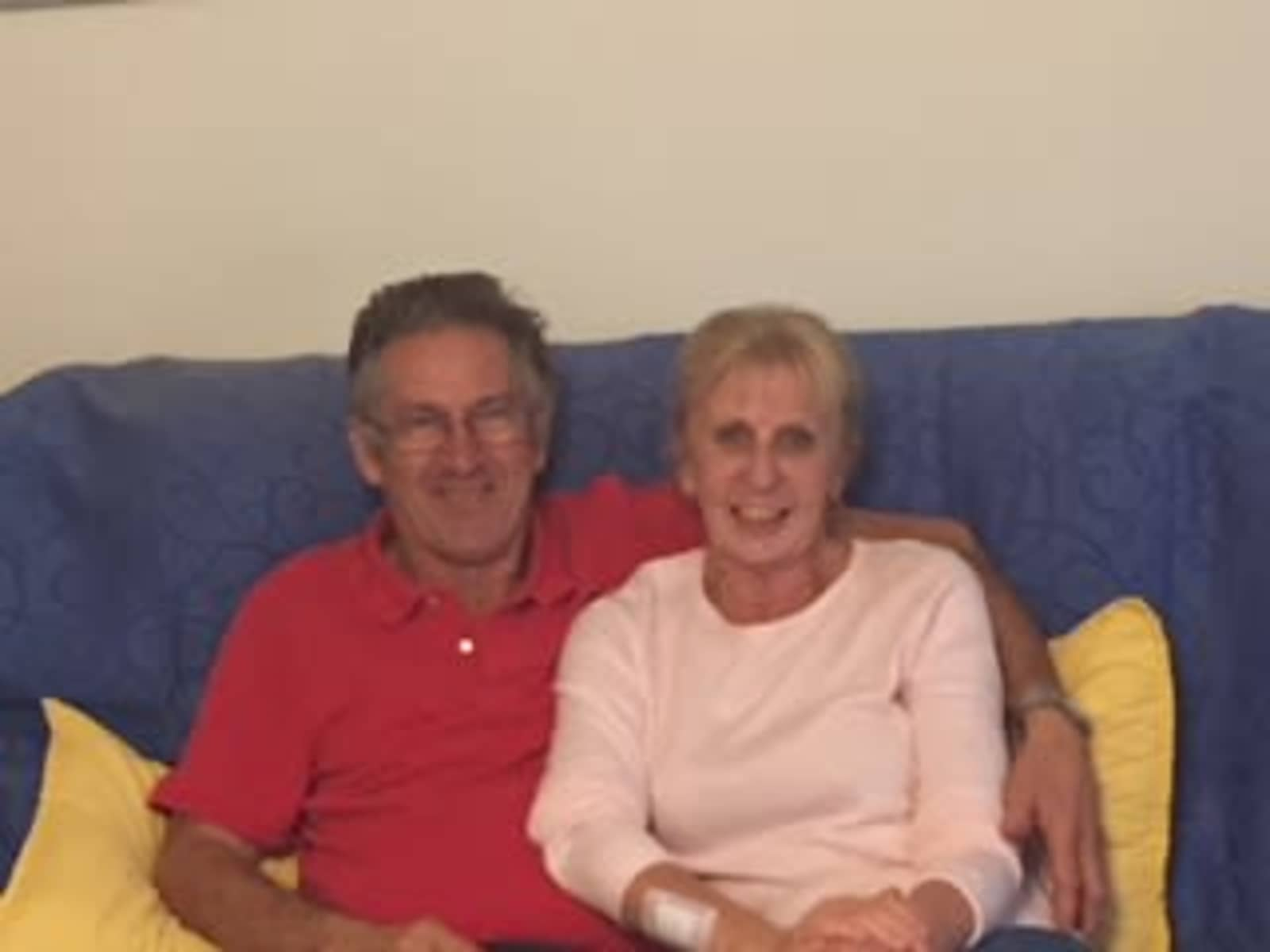 Vickie and bruce & Bruce from Cudgen, New South Wales, Australia