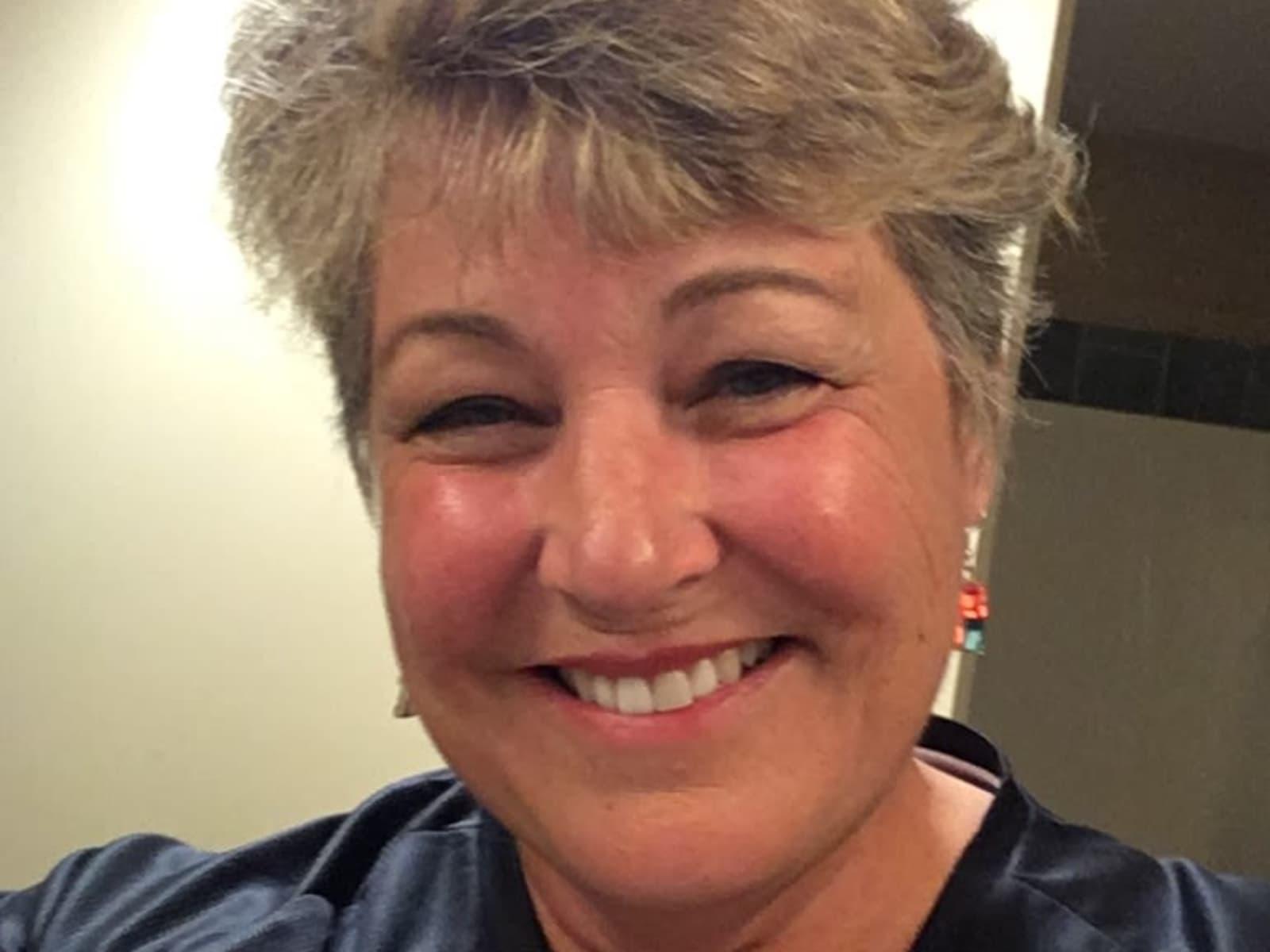 Carole from Calgary, Alberta, Canada