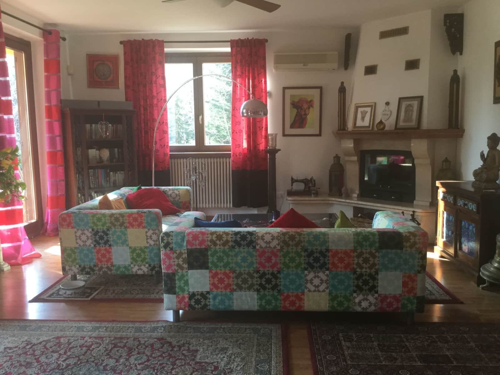 Housesitting assignment in Varese, Italy