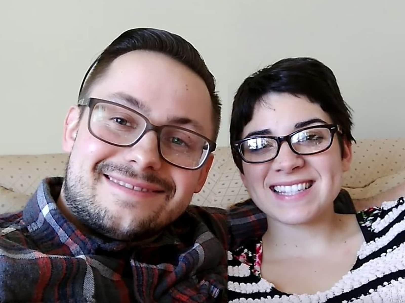 Jeff & Carmen from Manhattan, Kansas, United States