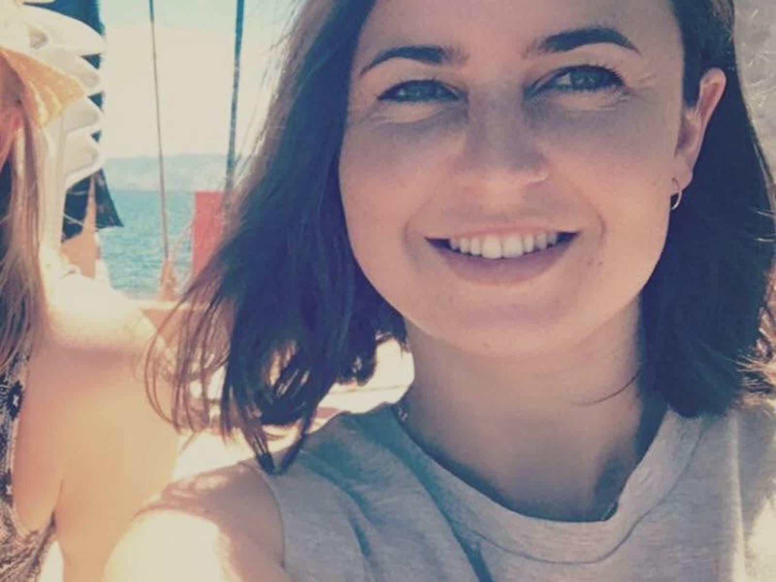 Rachel from Sydney, New South Wales, Australia