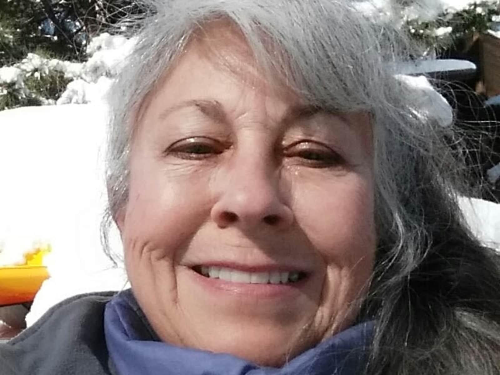 Sue from Boulder, Colorado, United States