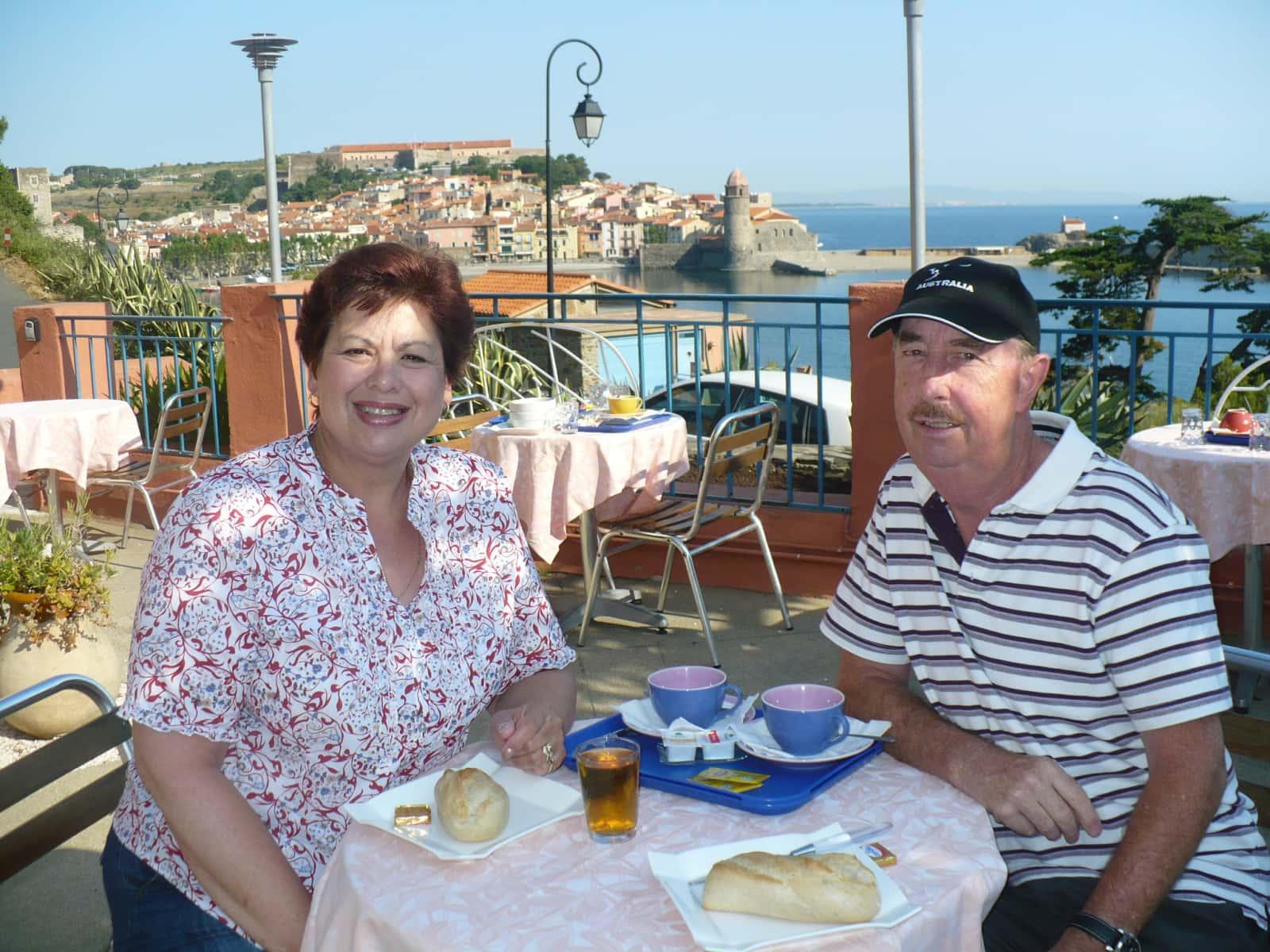 Wayne & Sue from Canberra, Australian Capital Territory, Australia