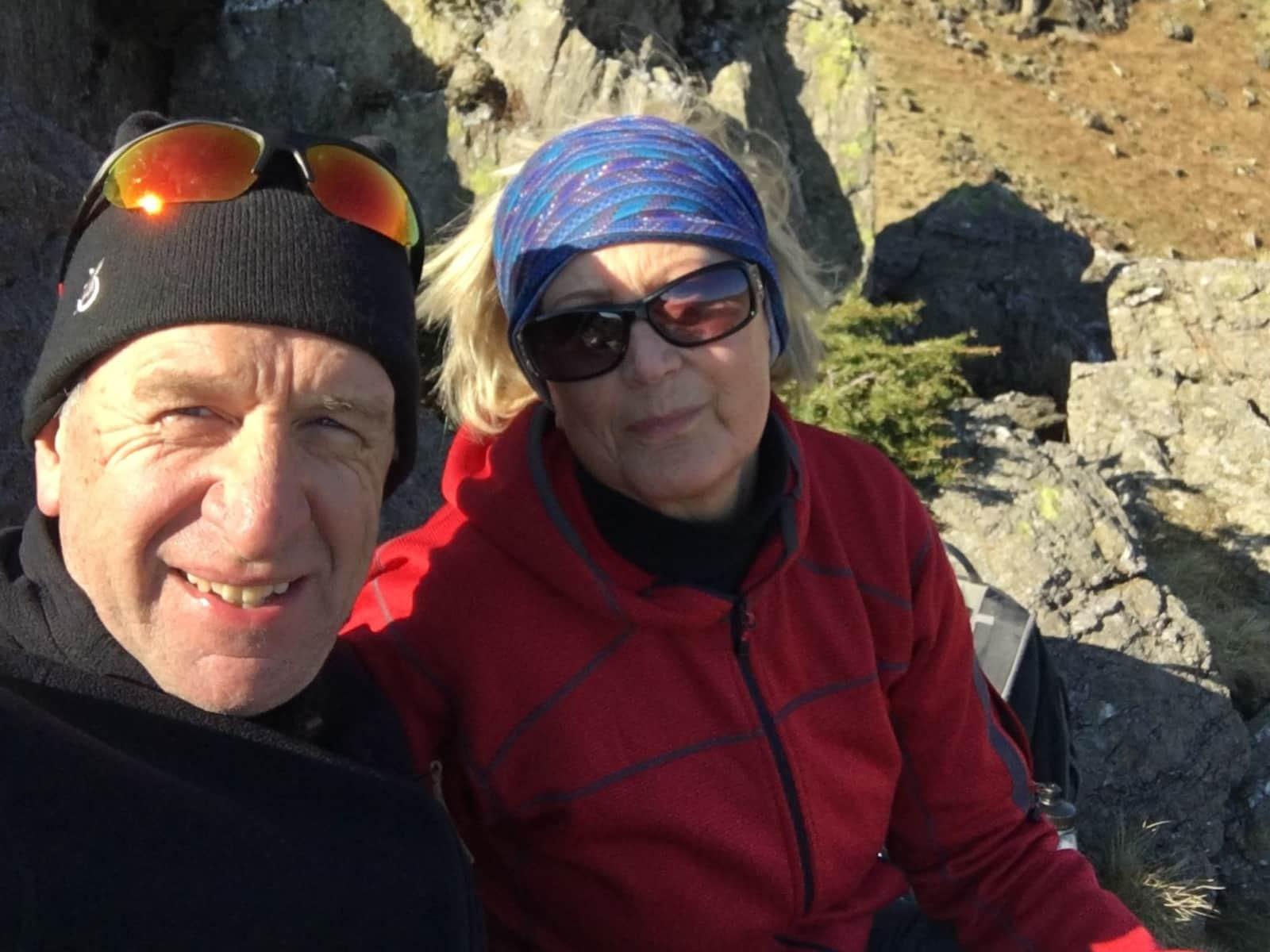 Karen & Andrew from Doncaster, United Kingdom