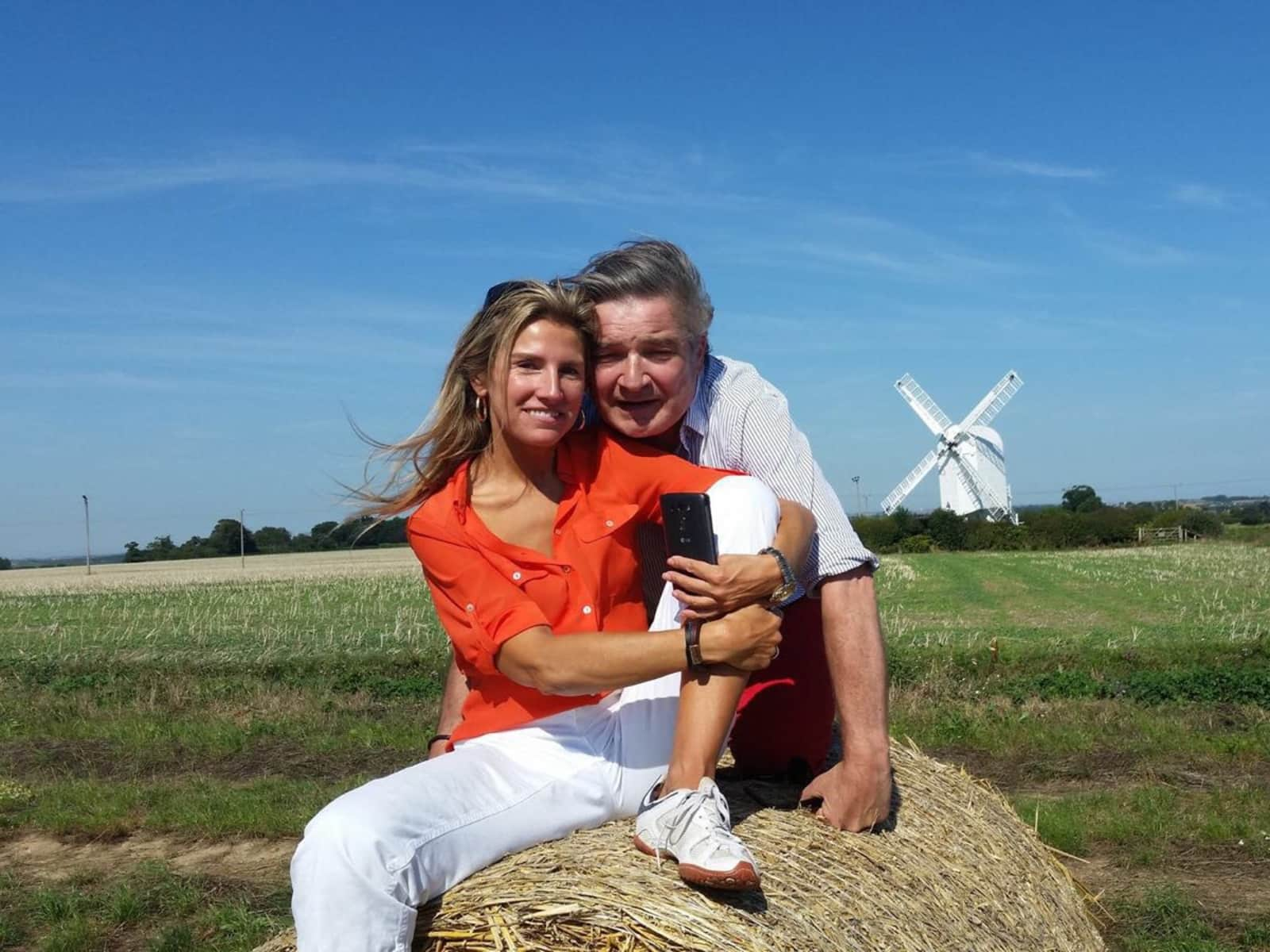 Karin & Johan from Sandwich, United Kingdom