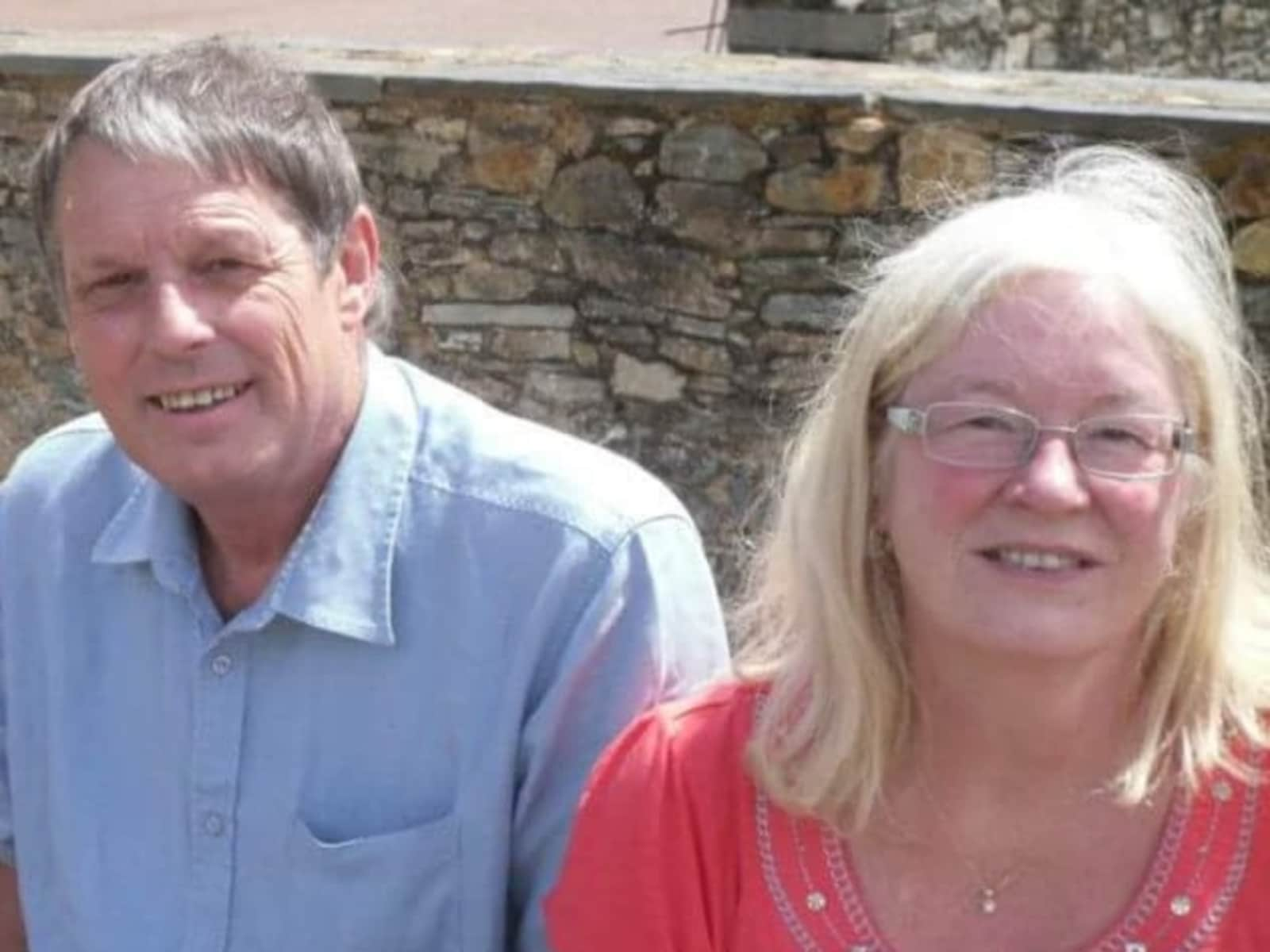 Kevin & Susan jane from Sheffield, United Kingdom