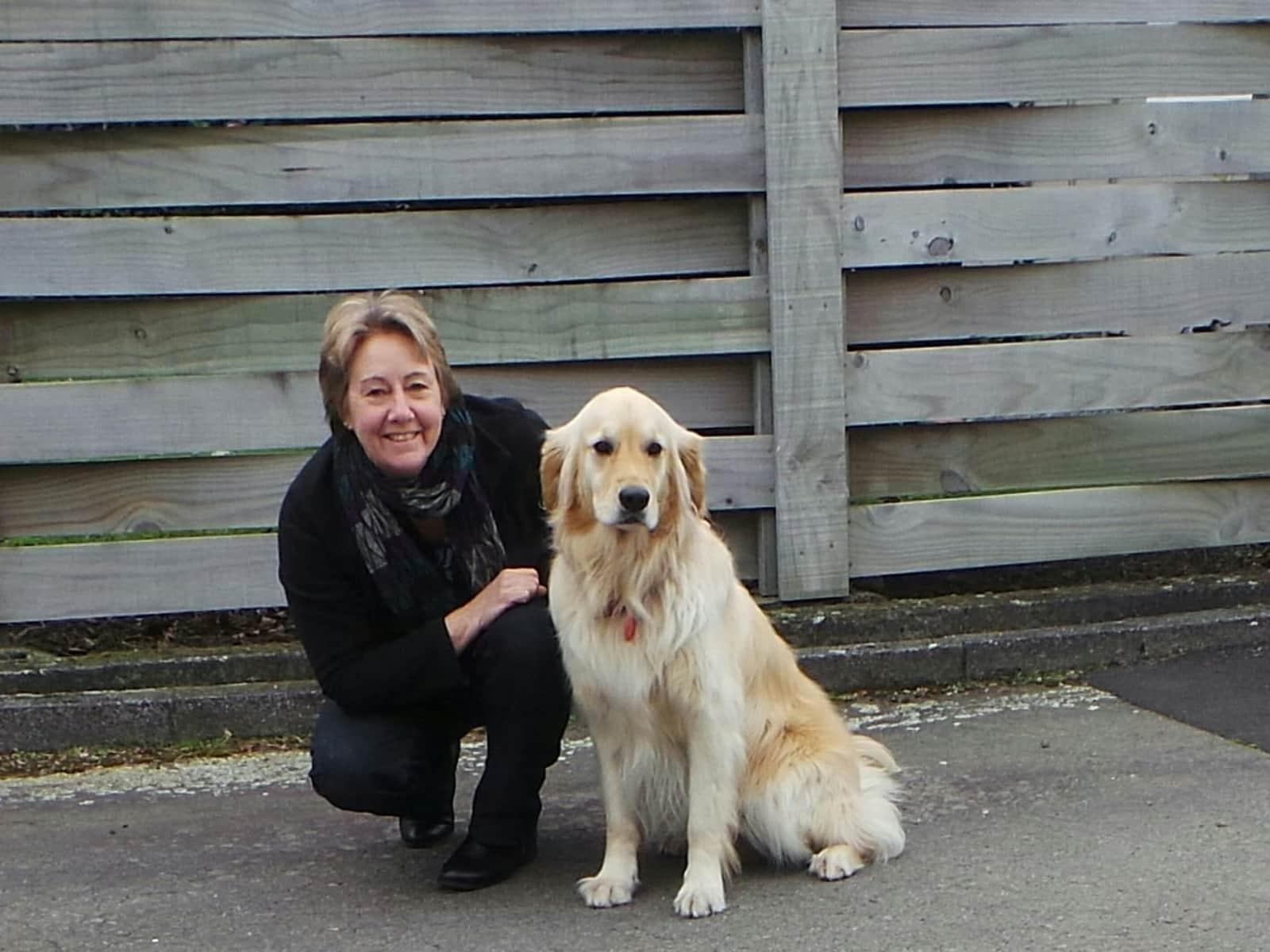 Merinda from Palmerston North, New Zealand