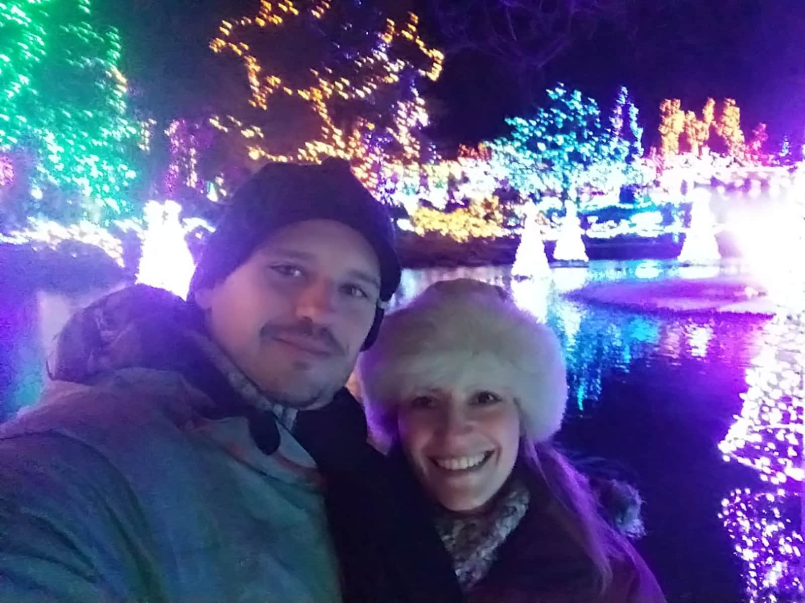 Natalia & Marcel from Maple Ridge, British Columbia, Canada