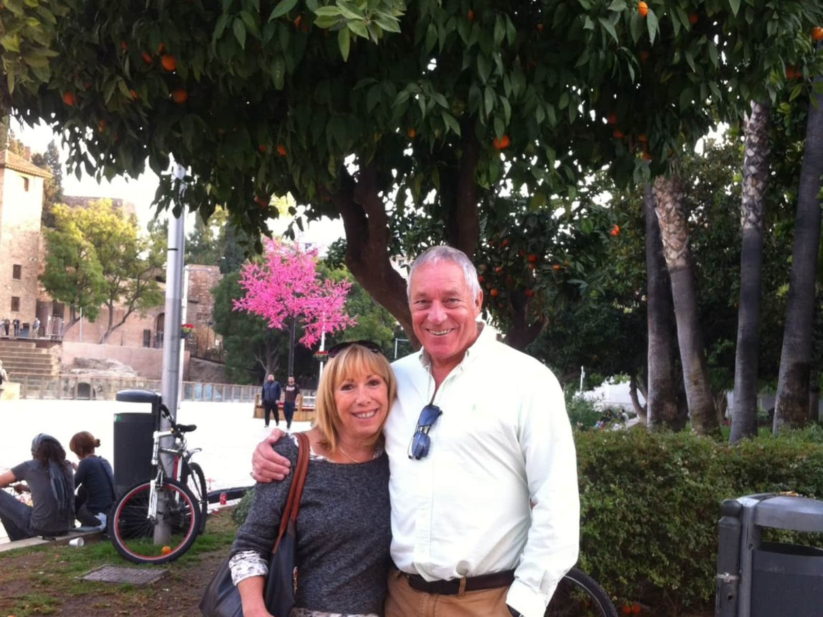 Heather and michael & Michael from Cascais, Portugal