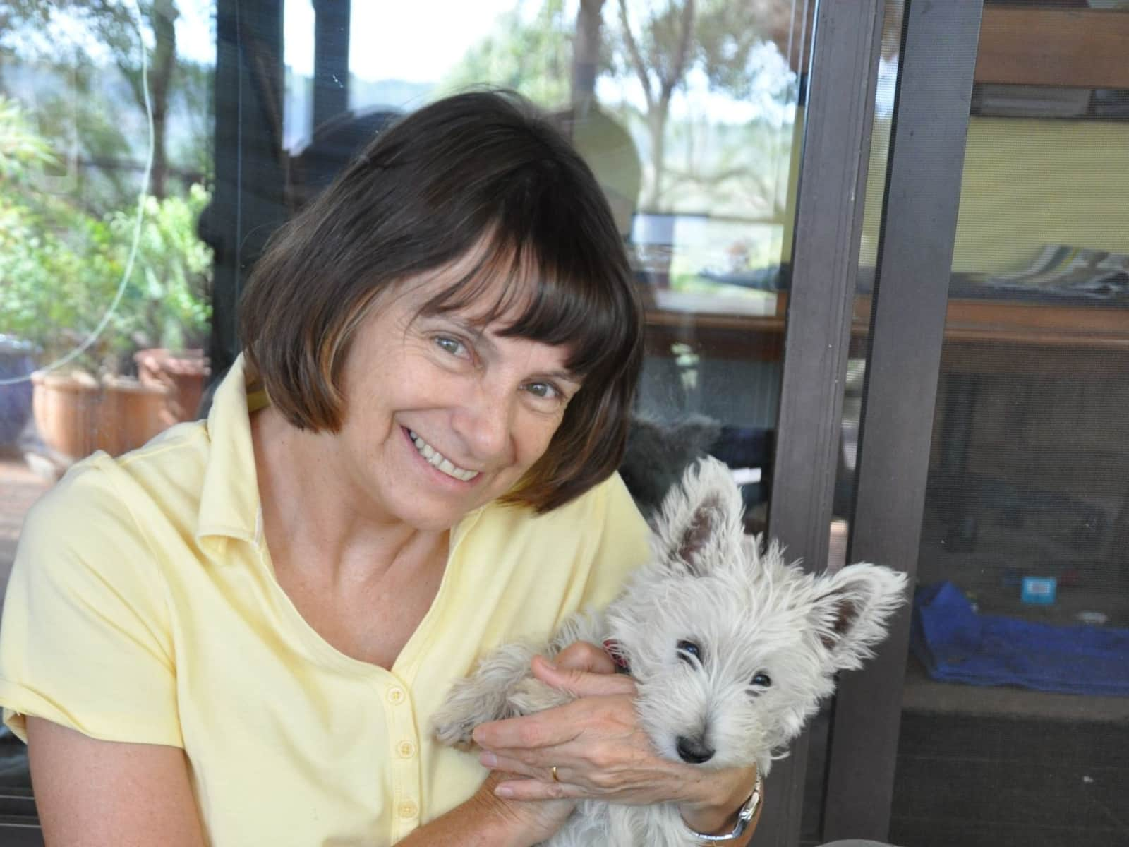 Sue from Perth, Western Australia, Australia