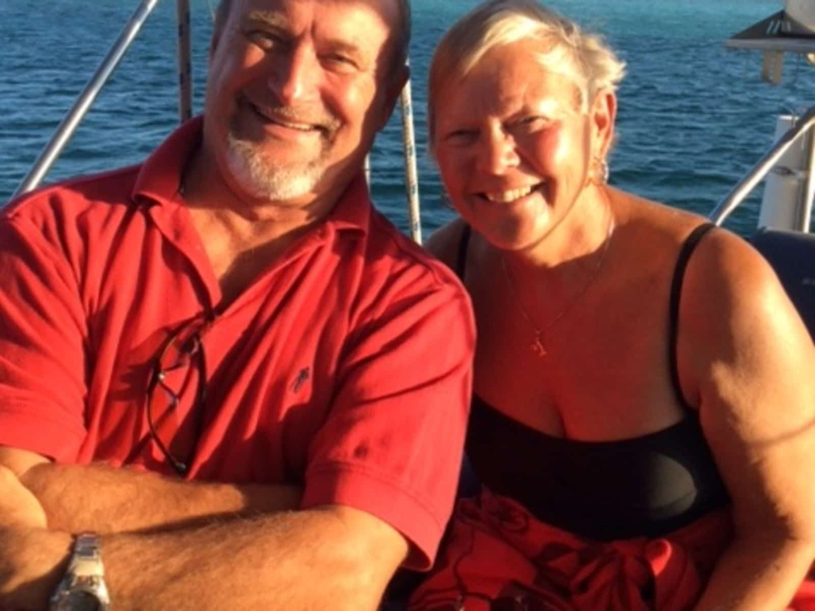 Janice & Wes from Beamsville, Ontario, Canada