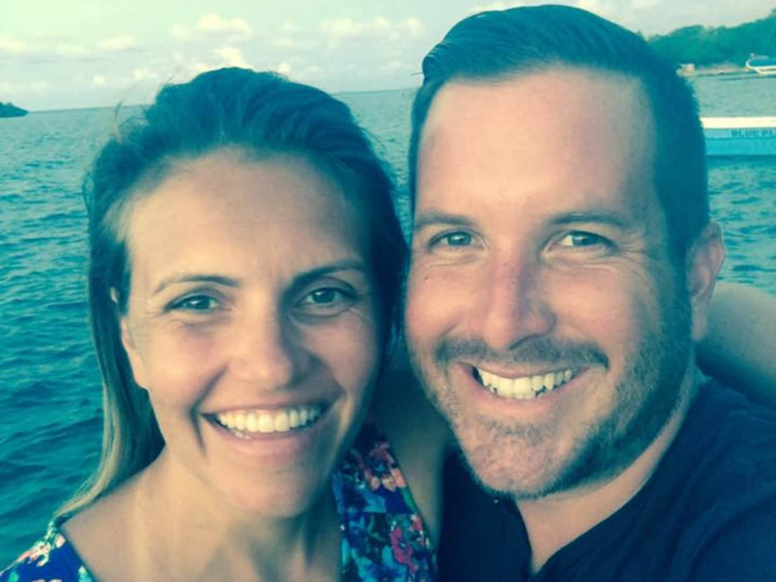 Sara & Richard from Philadelphia, Pennsylvania, United States