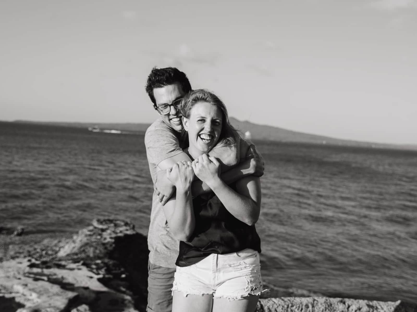 Kelly & Grant from Auckland, New Zealand