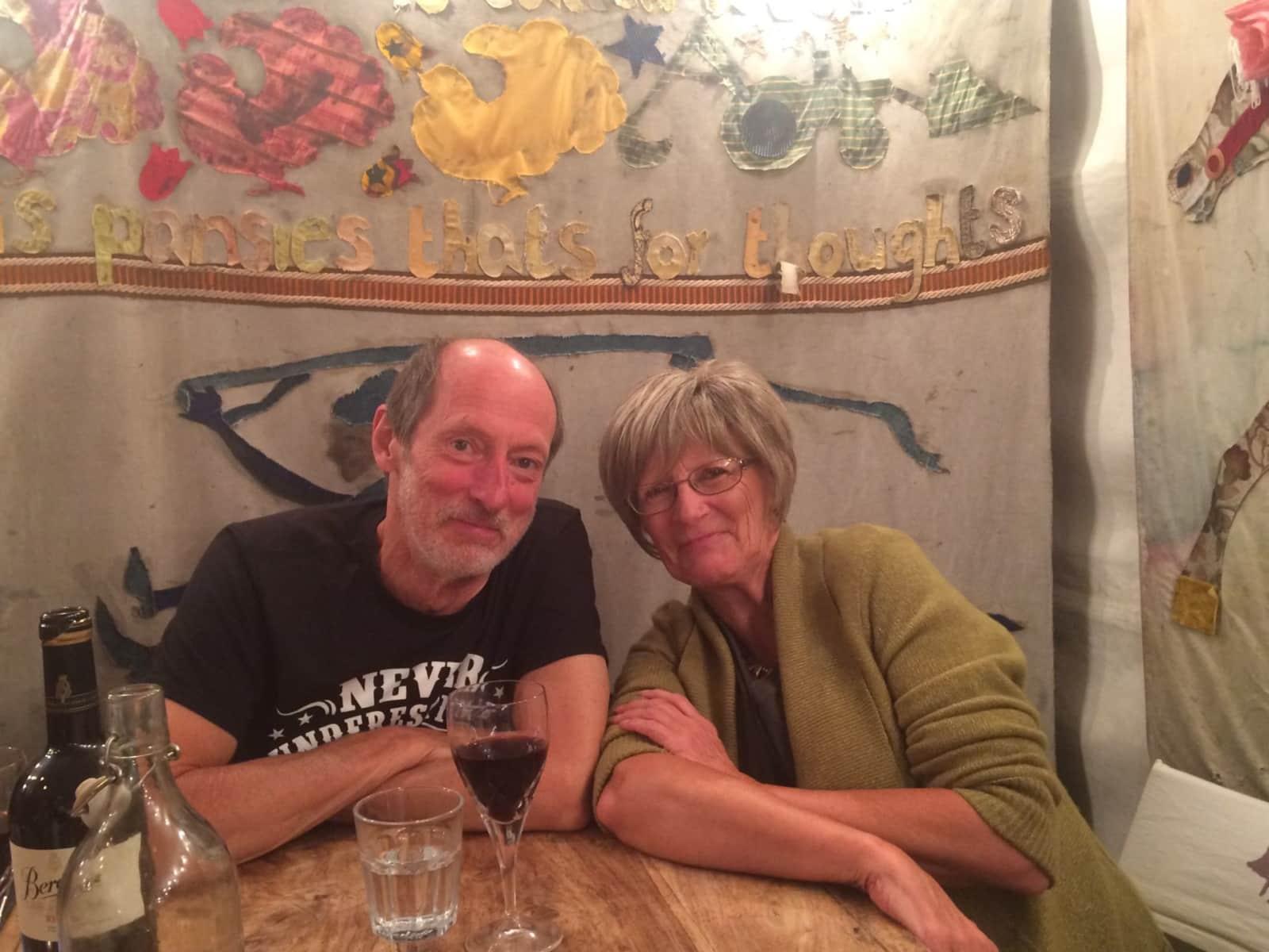 Karen & David from Stratford-upon-Avon, United Kingdom