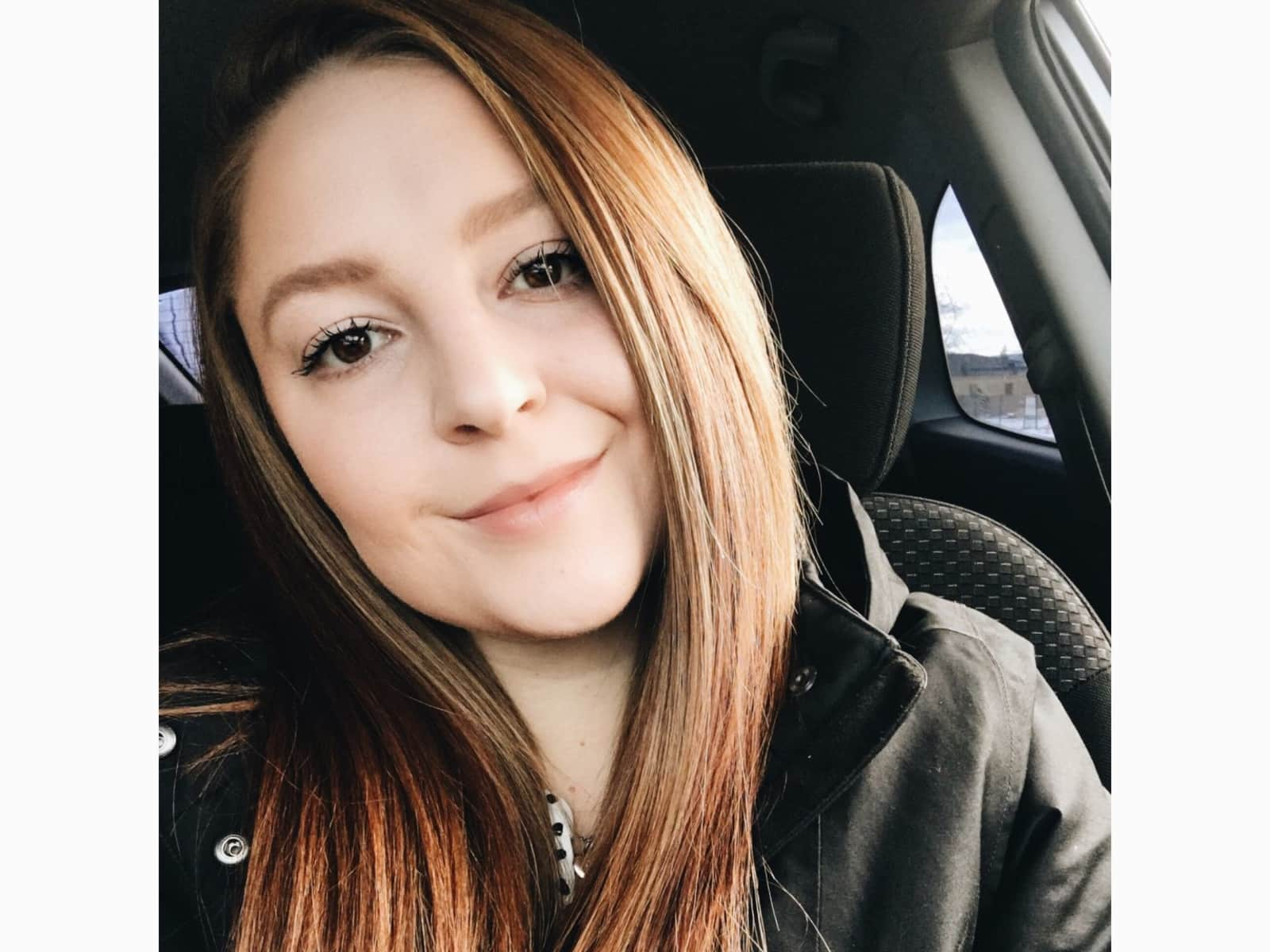 Kyra from Kelowna, British Columbia, Canada