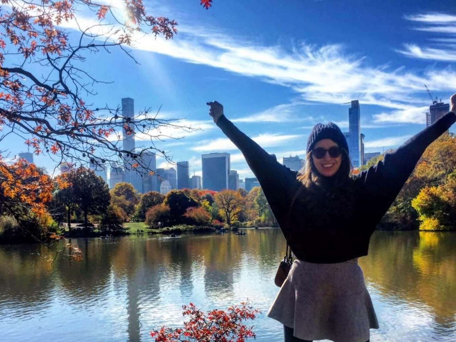 Natalia from New York City, New York, United States