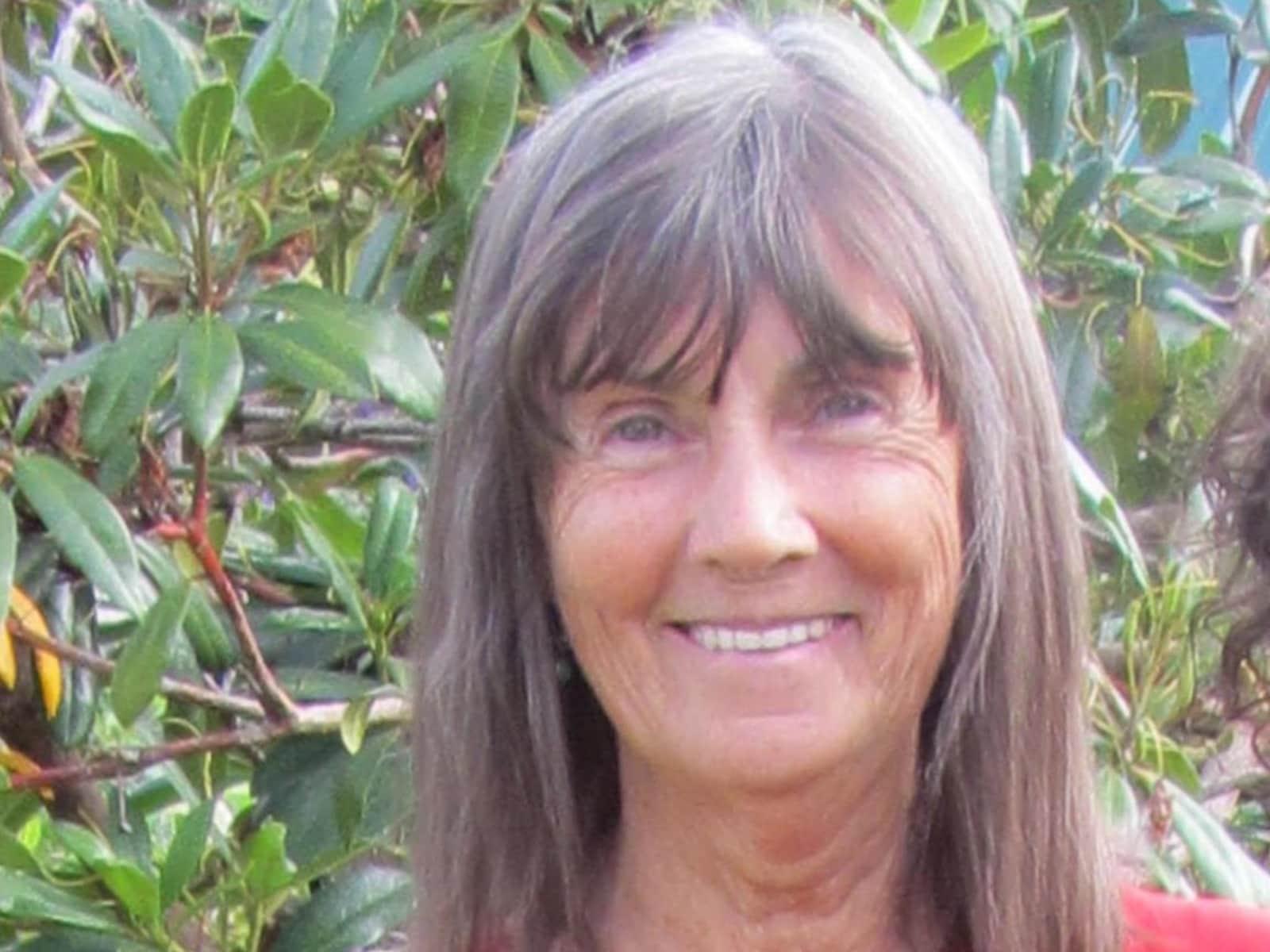 Maureen from Courtenay, British Columbia, Canada