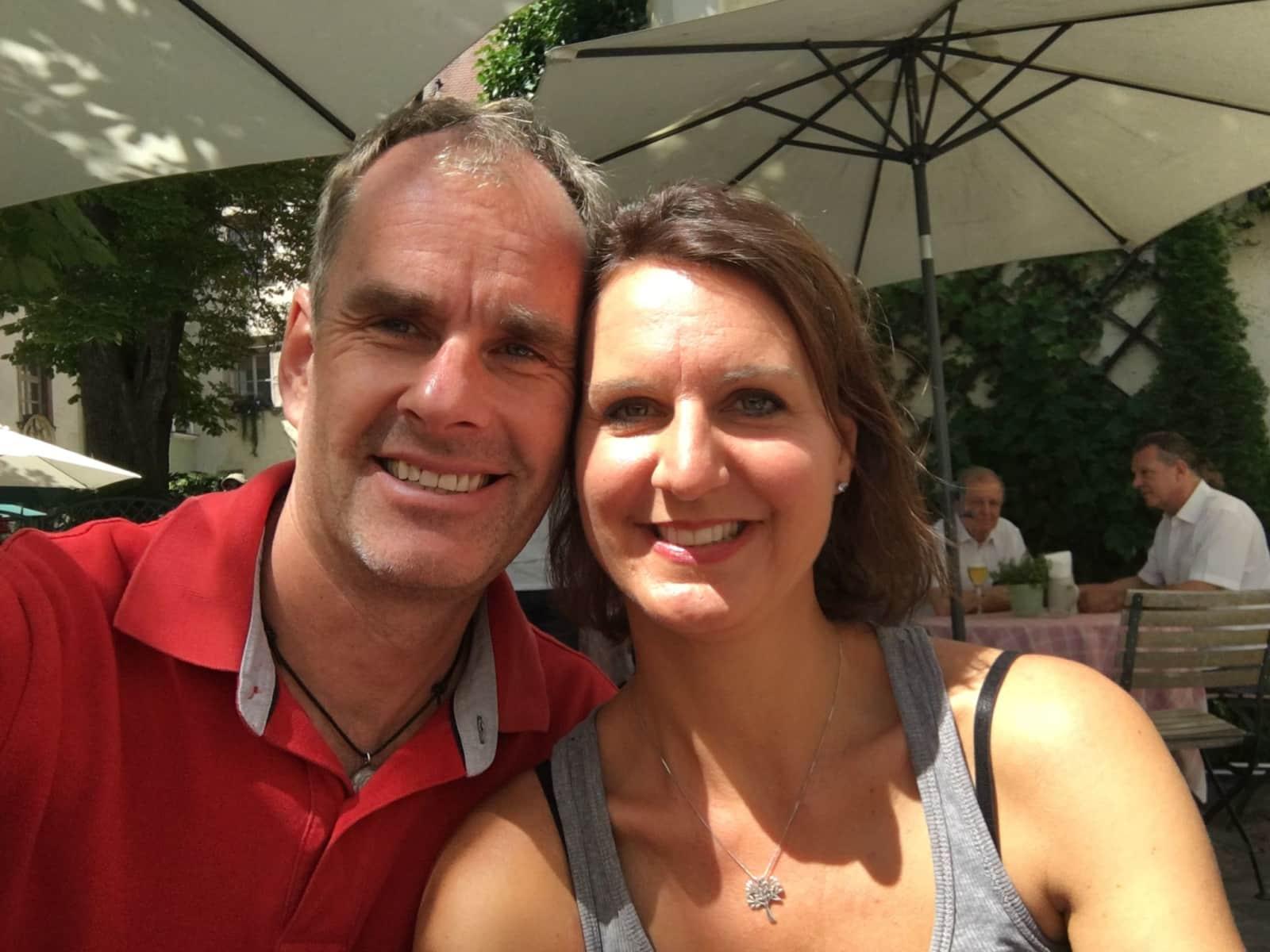 Andrea & Michael from Melbourne, Victoria, Australia