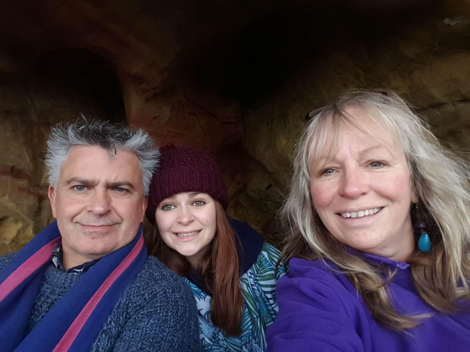 Karen & John from Blandford Forum, United Kingdom
