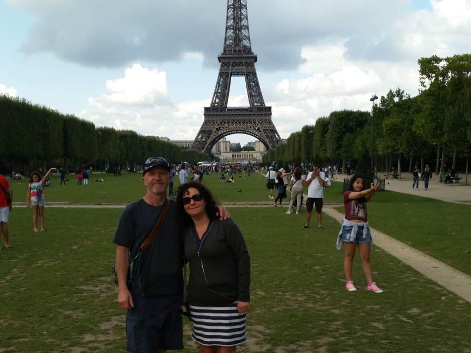 Bruce & Donna from Christchurch, New Zealand