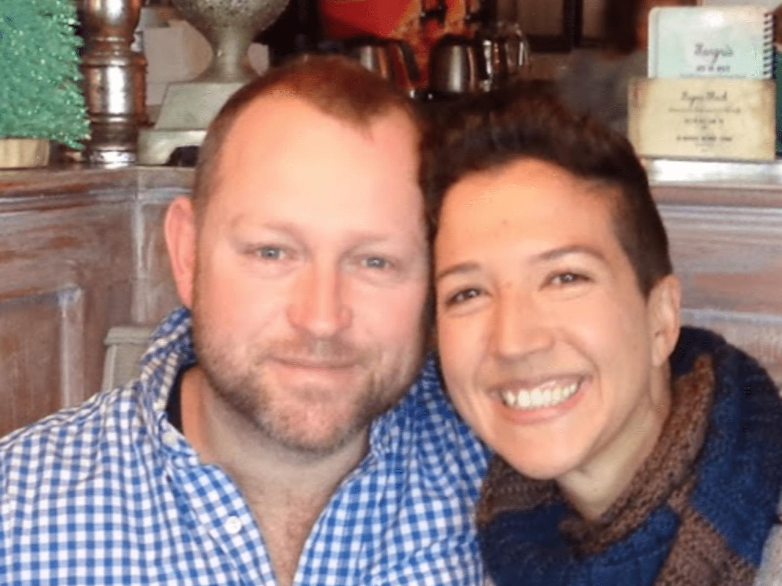 Caroline & Carl from London, United Kingdom