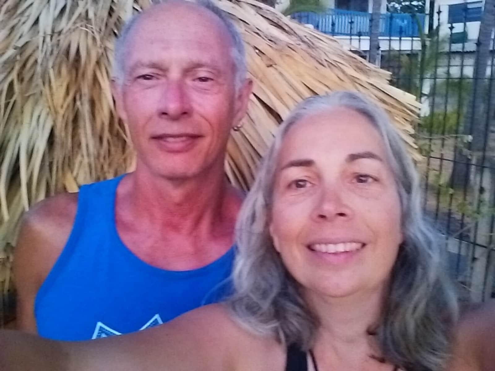 Lorraine & Jeff from Courtenay, British Columbia, Canada