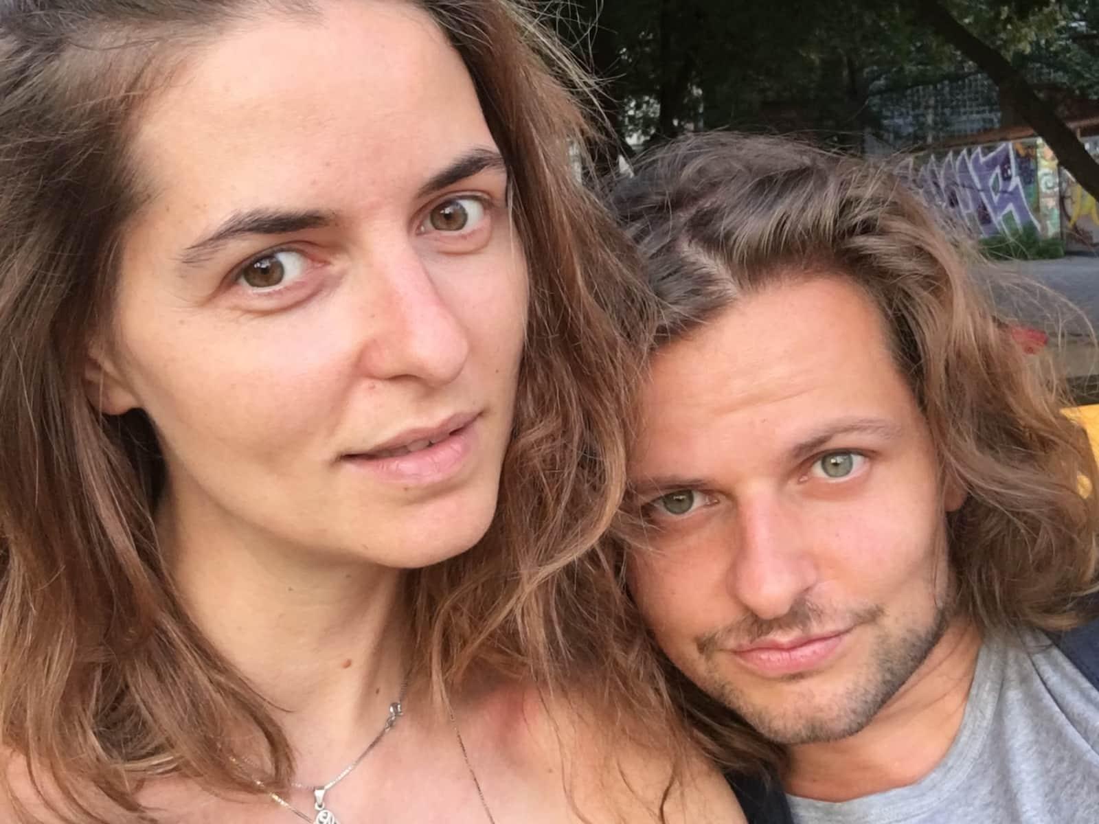 Nadja & David from Los Angeles, California, United States