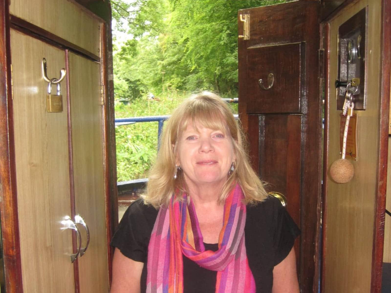 Mary from Bath, United Kingdom