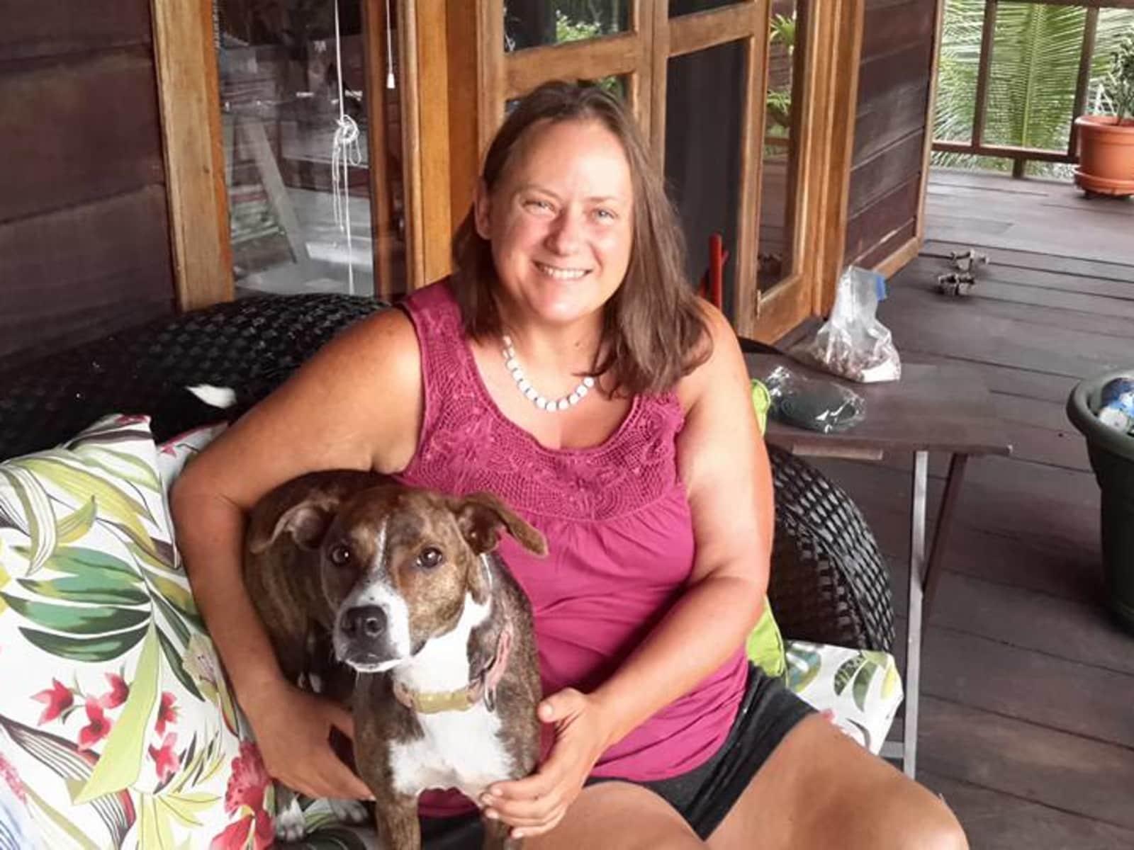 Sheryl from Paja Peluda, Panama