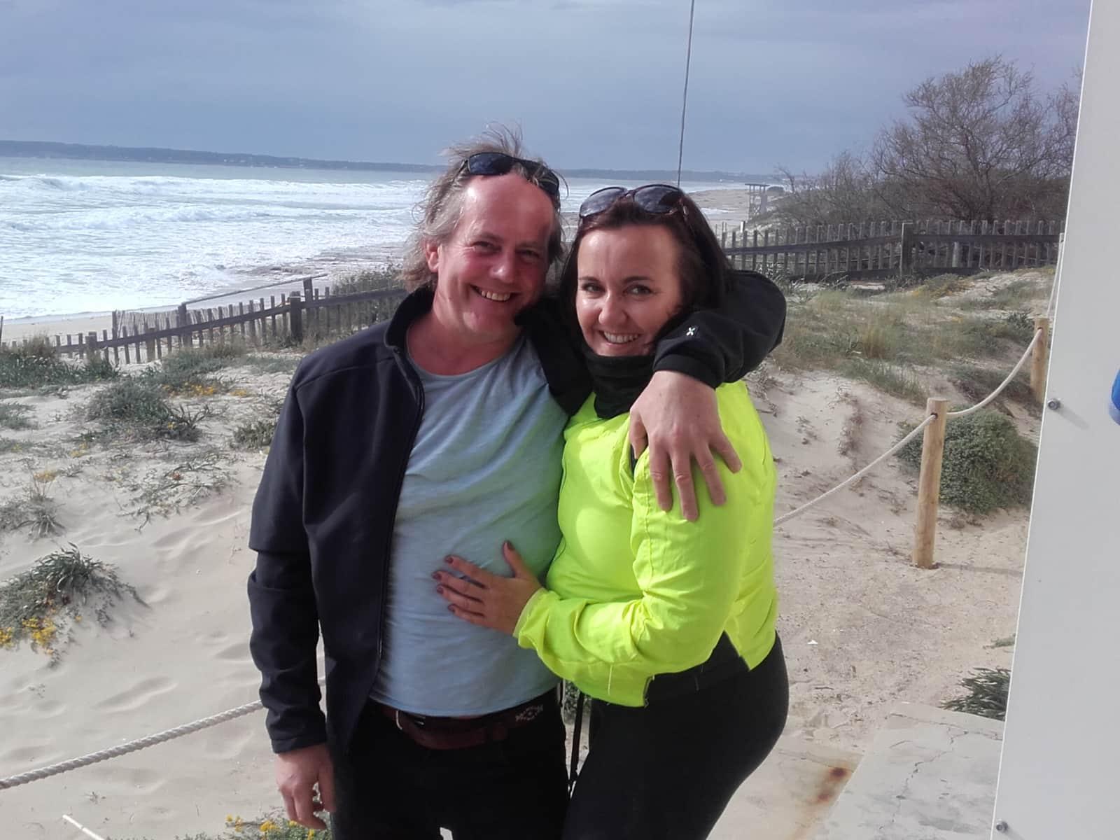 Joanna & Graham from Ibiza, Spain