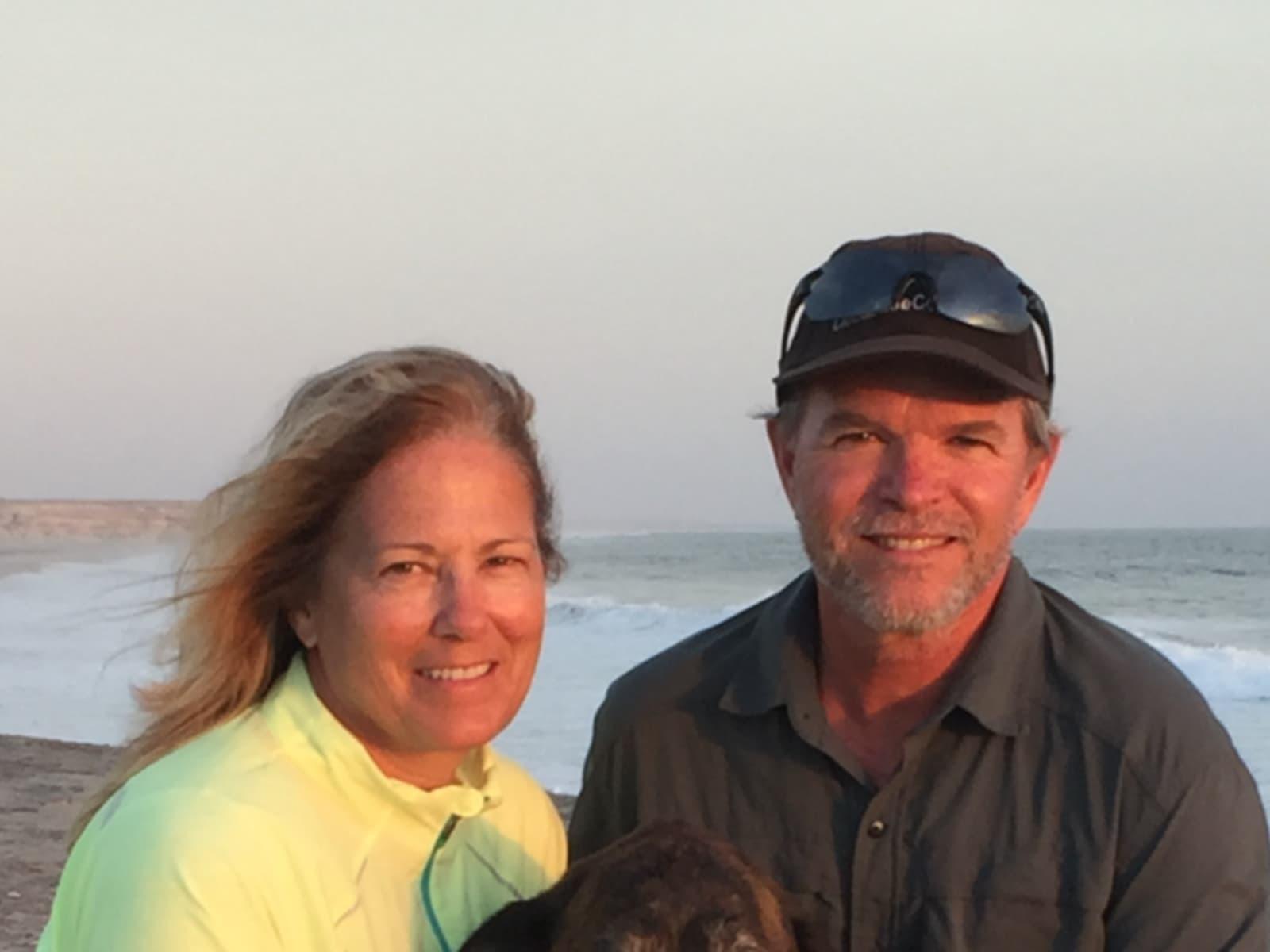 Karen & Joe from Chelan, Washington, United States