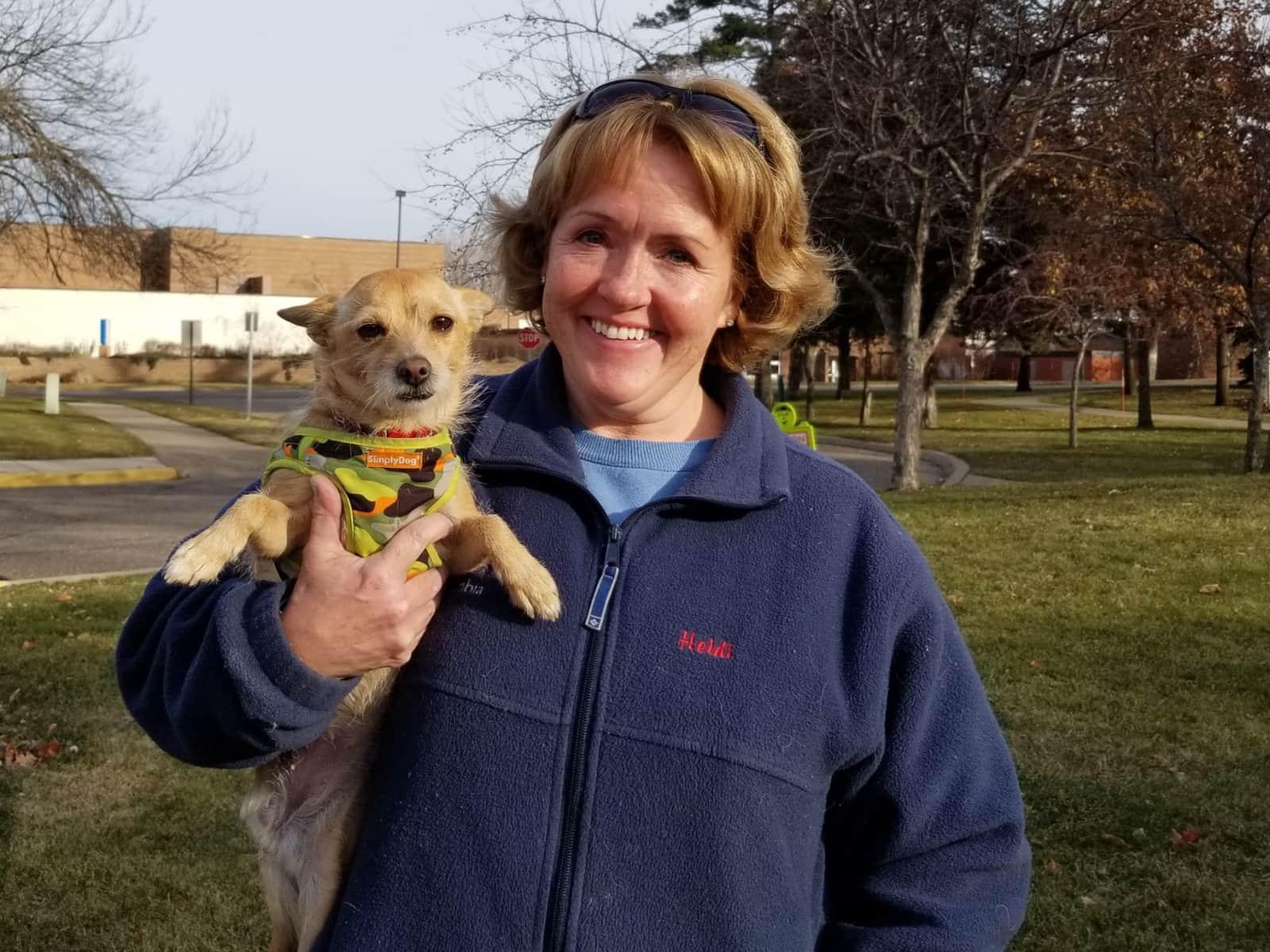 Heidi & Brian from Rochester, Minnesota, United States