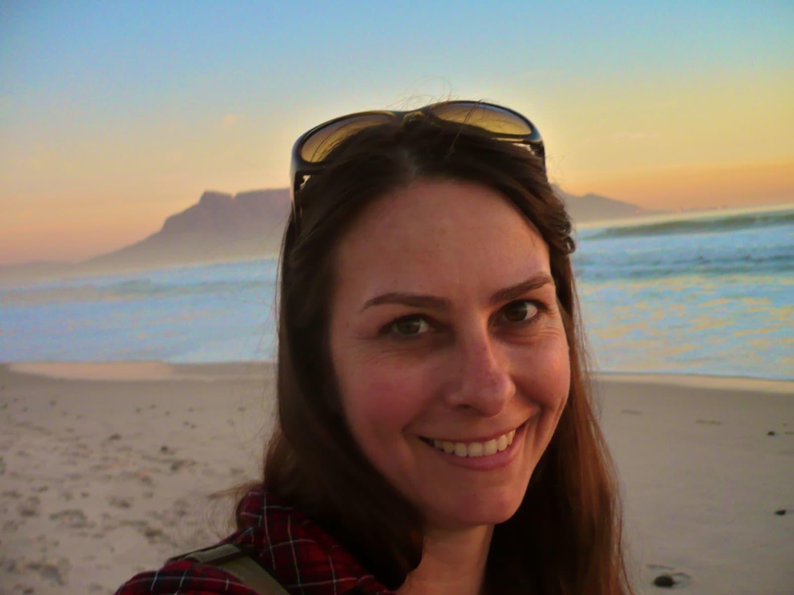 Katharina from Los Angeles, California, United States