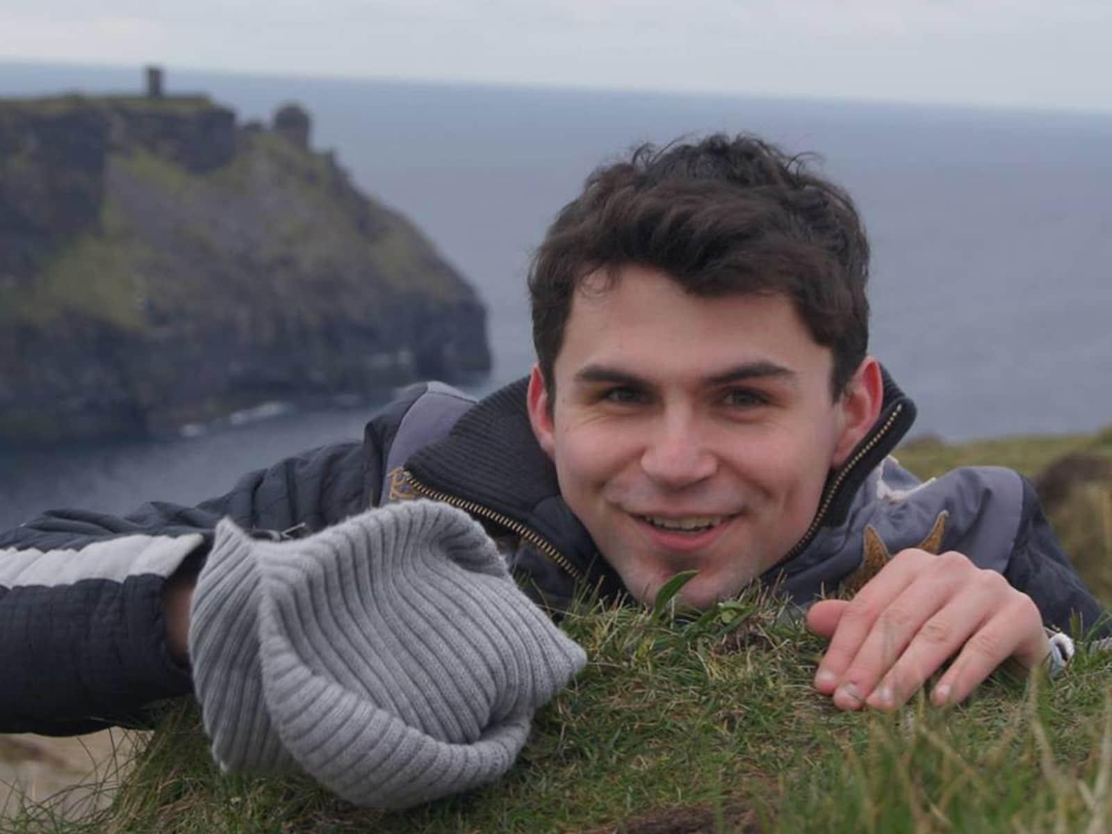 Emmet from Luimneach, Ireland