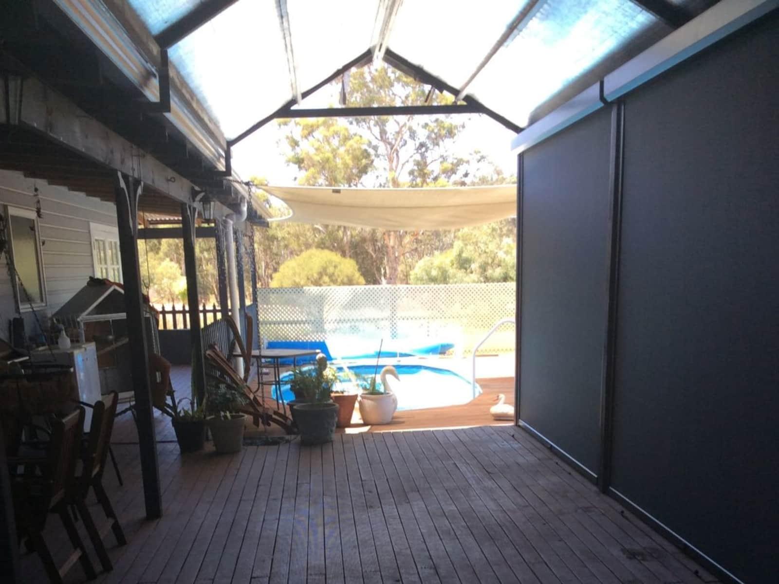 Housesitting assignment in Wundowie, Western Australia, Australia