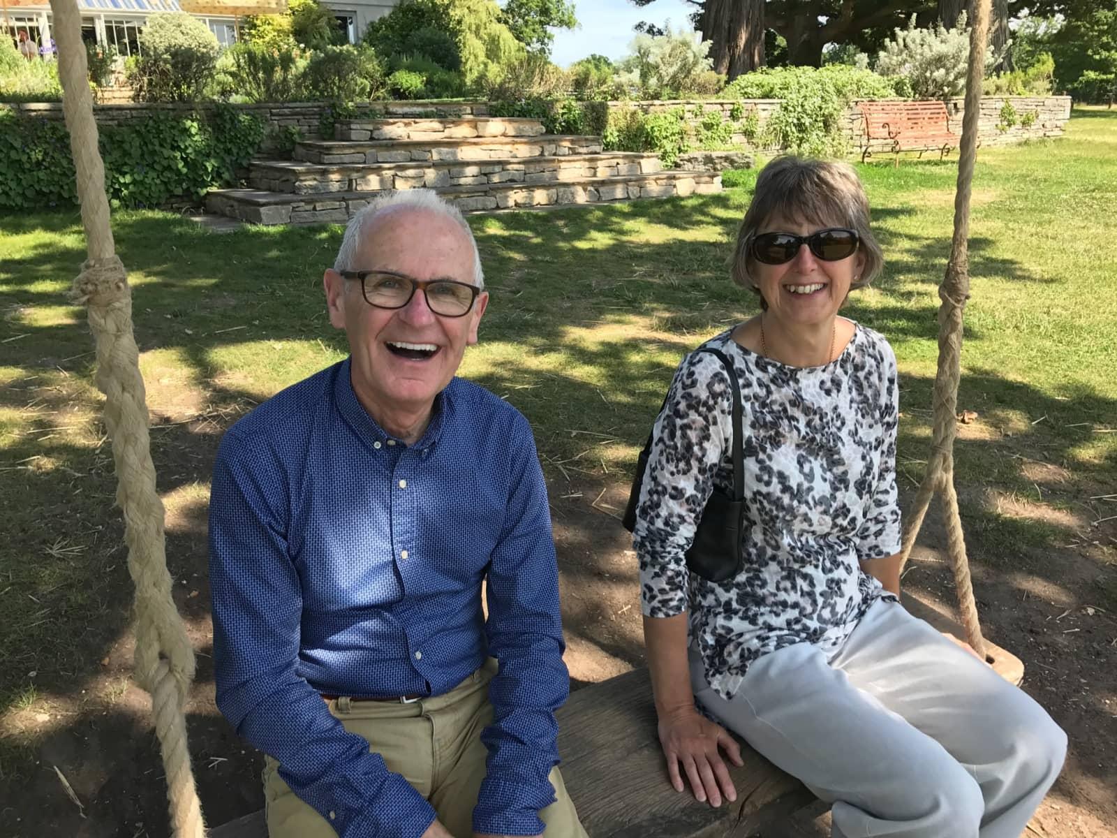 Julie & Richard from Poole, United Kingdom